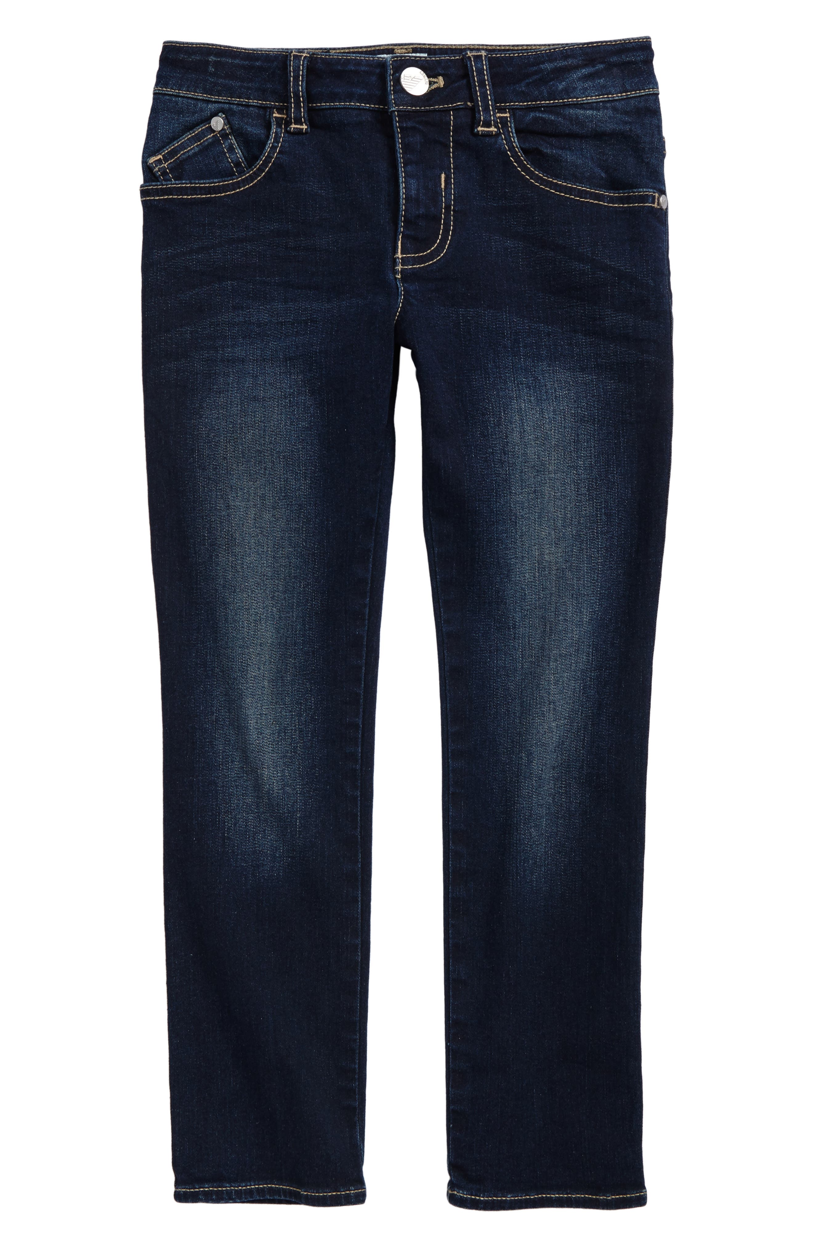 Straight Leg Jeans,                         Main,                         color, 424
