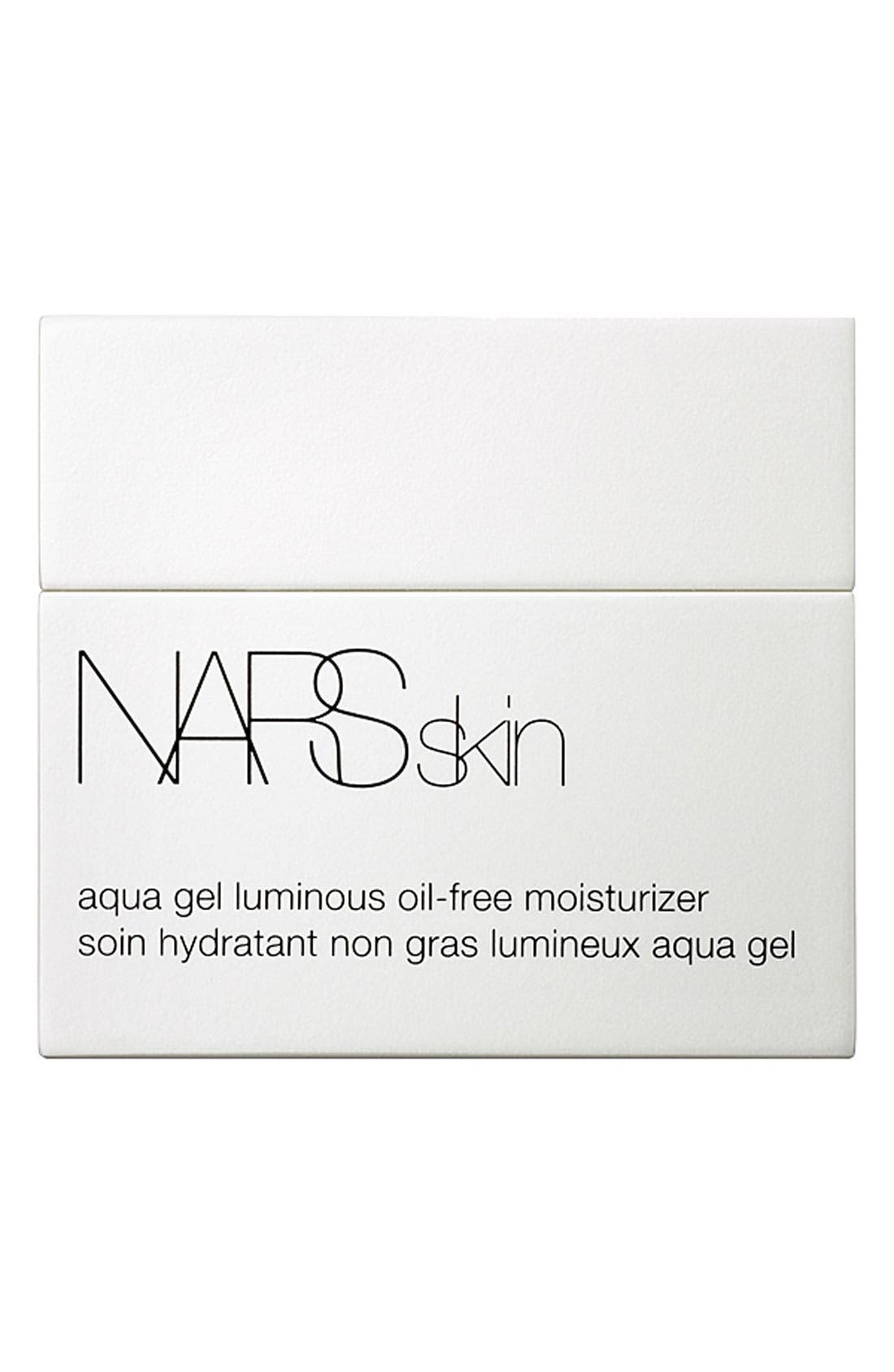 Skin Aqua Gel Luminous Oil-Free Moisturizer,                             Main thumbnail 1, color,                             NO COLOR