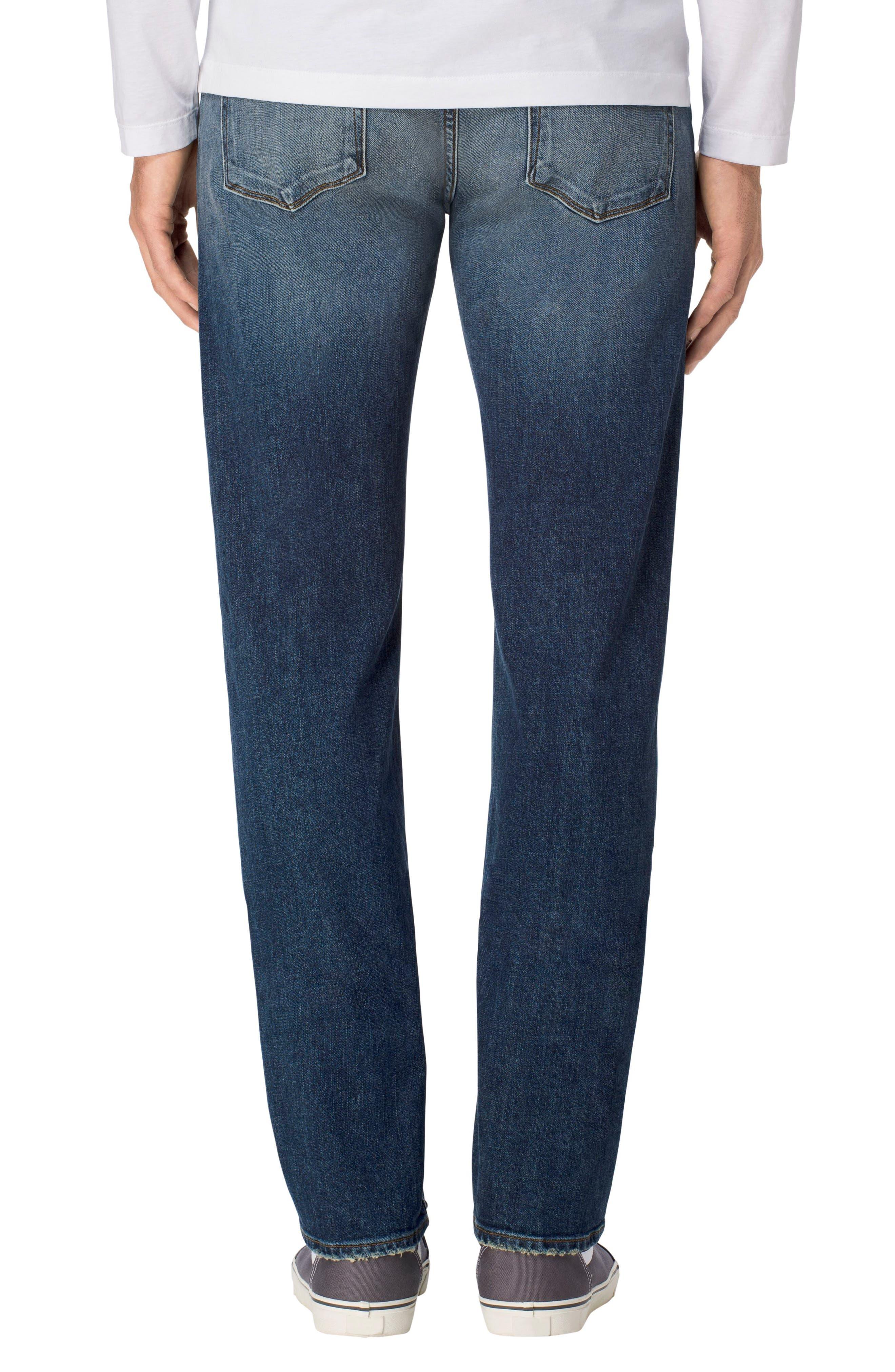 Kane Slim Straight Leg Jeans,                             Alternate thumbnail 2, color,                             422