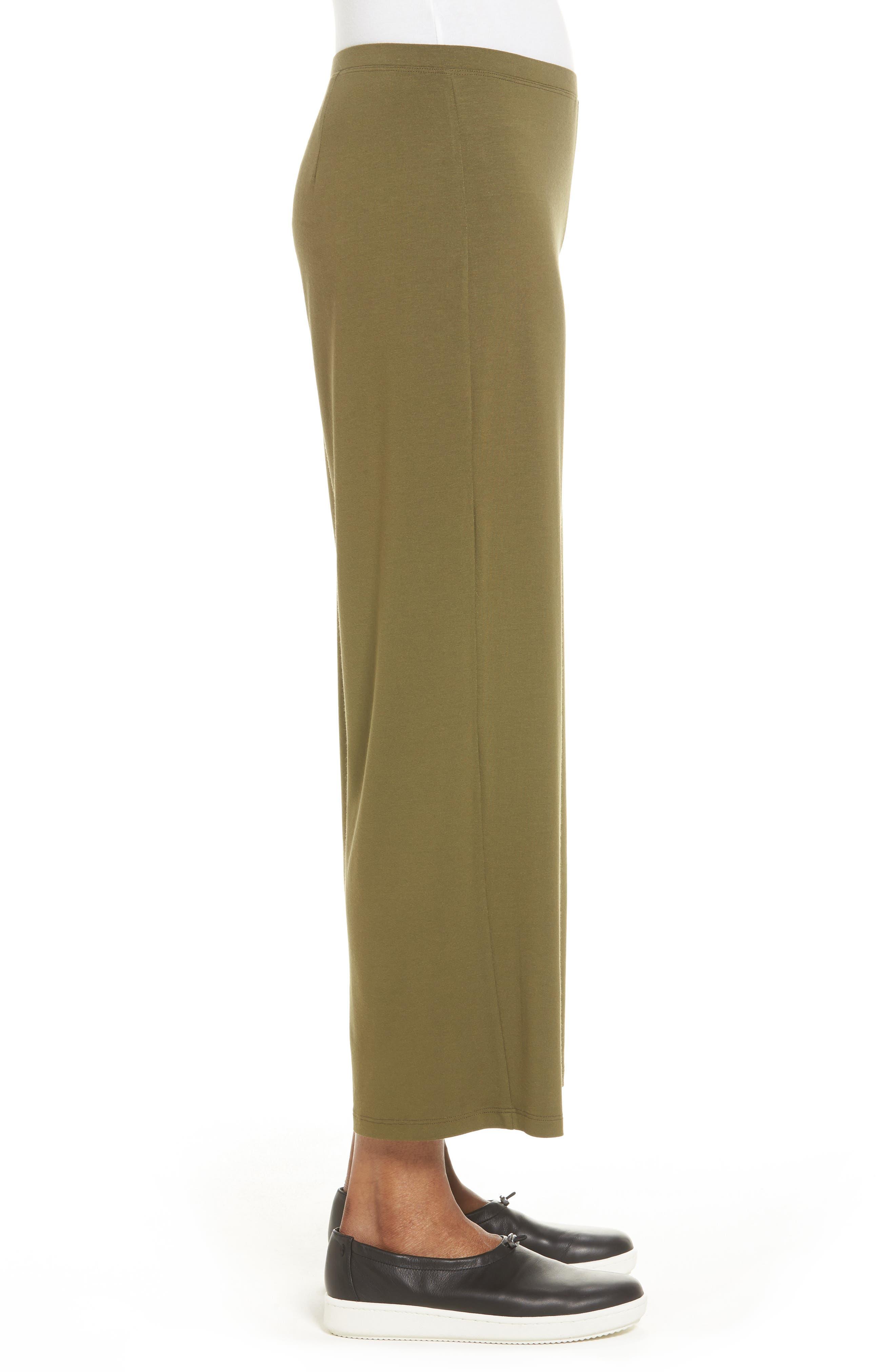 Crop Jersey Pants,                             Alternate thumbnail 10, color,
