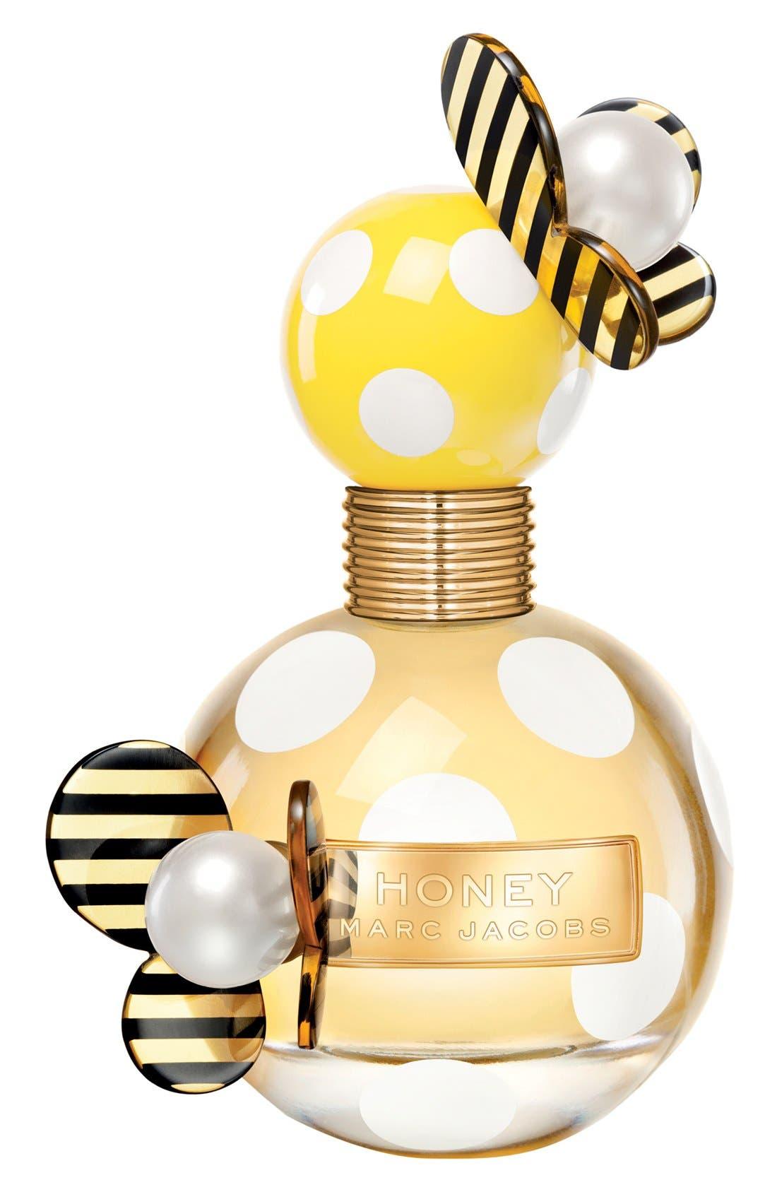 'Honey' Eau de Parfum,                             Main thumbnail 1, color,                             000