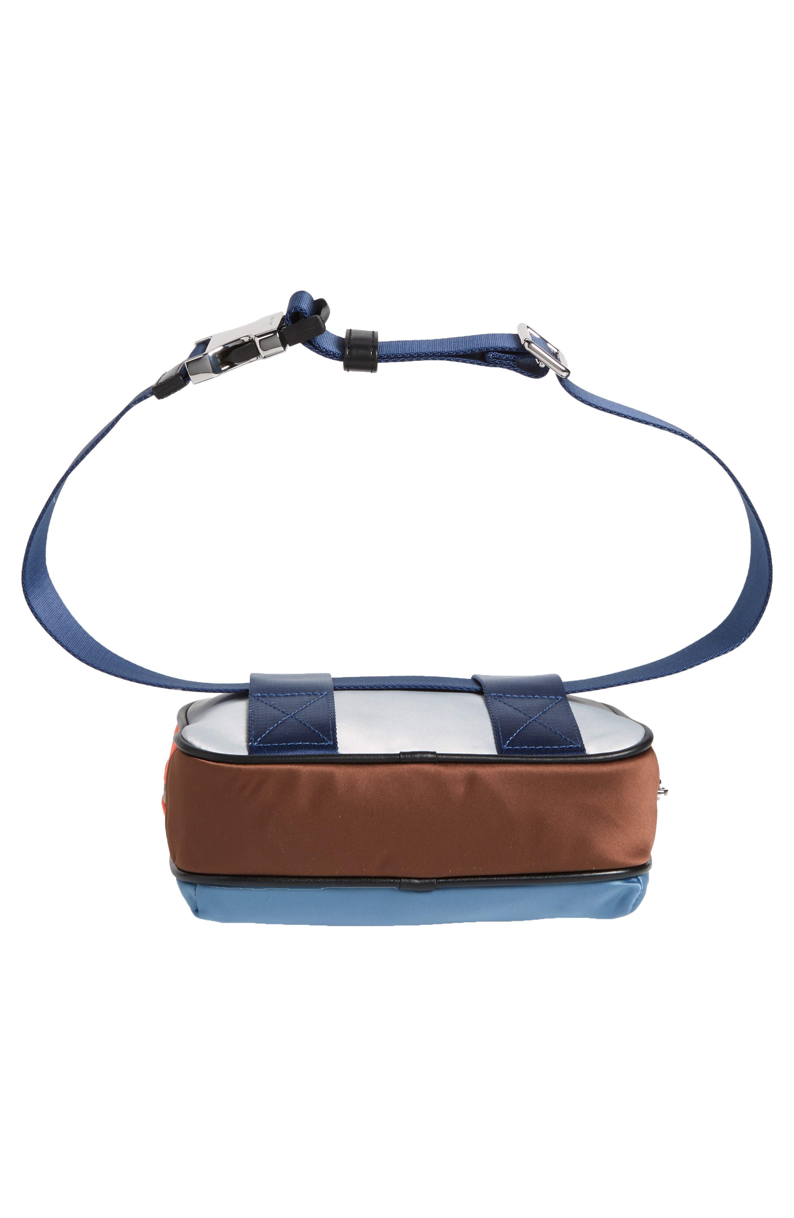 Sport Colorblock Belt Bag,                             Alternate thumbnail 20, color,