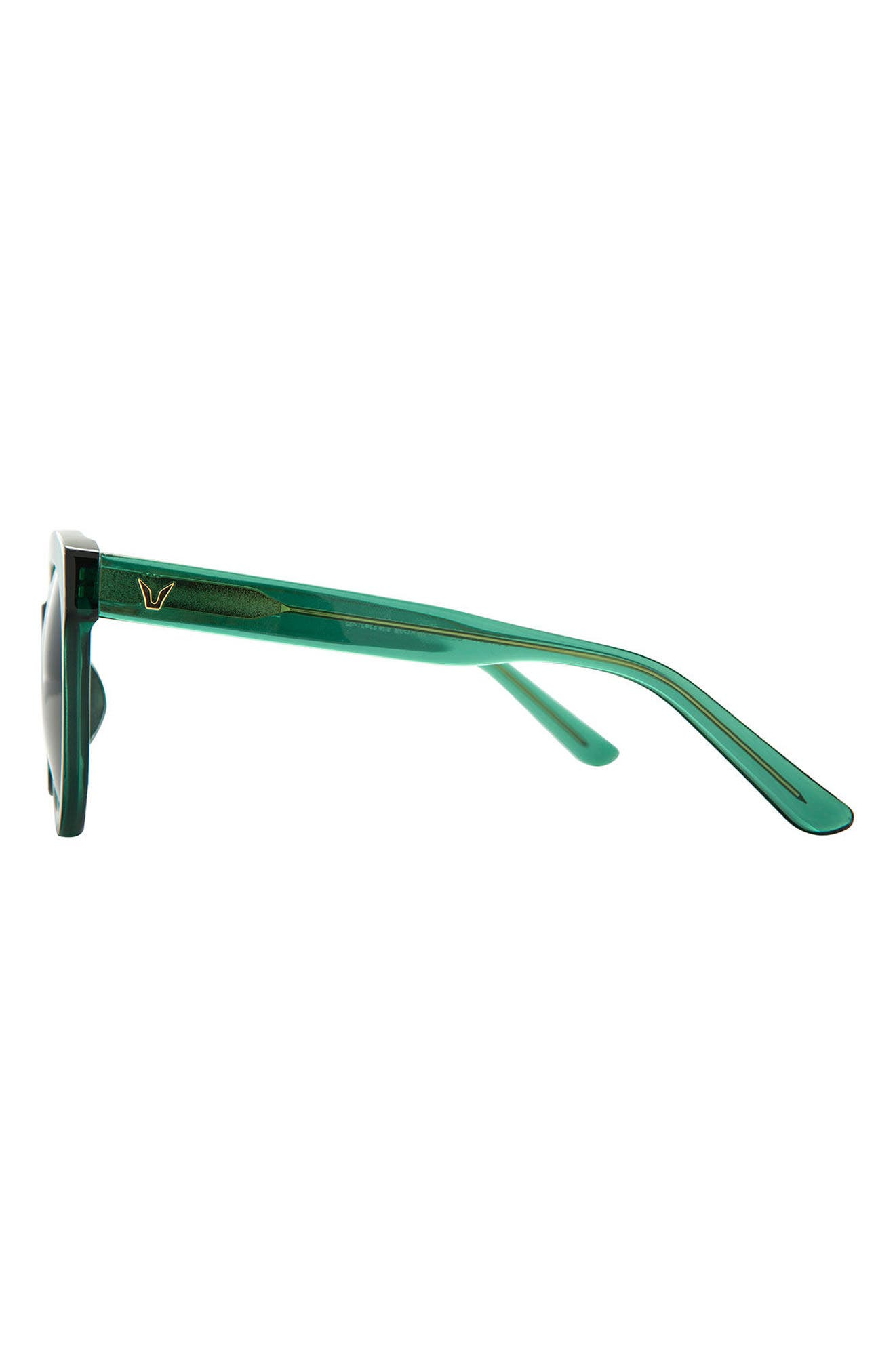 Illusion 53mm Sunglasses,                             Alternate thumbnail 2, color,                             300