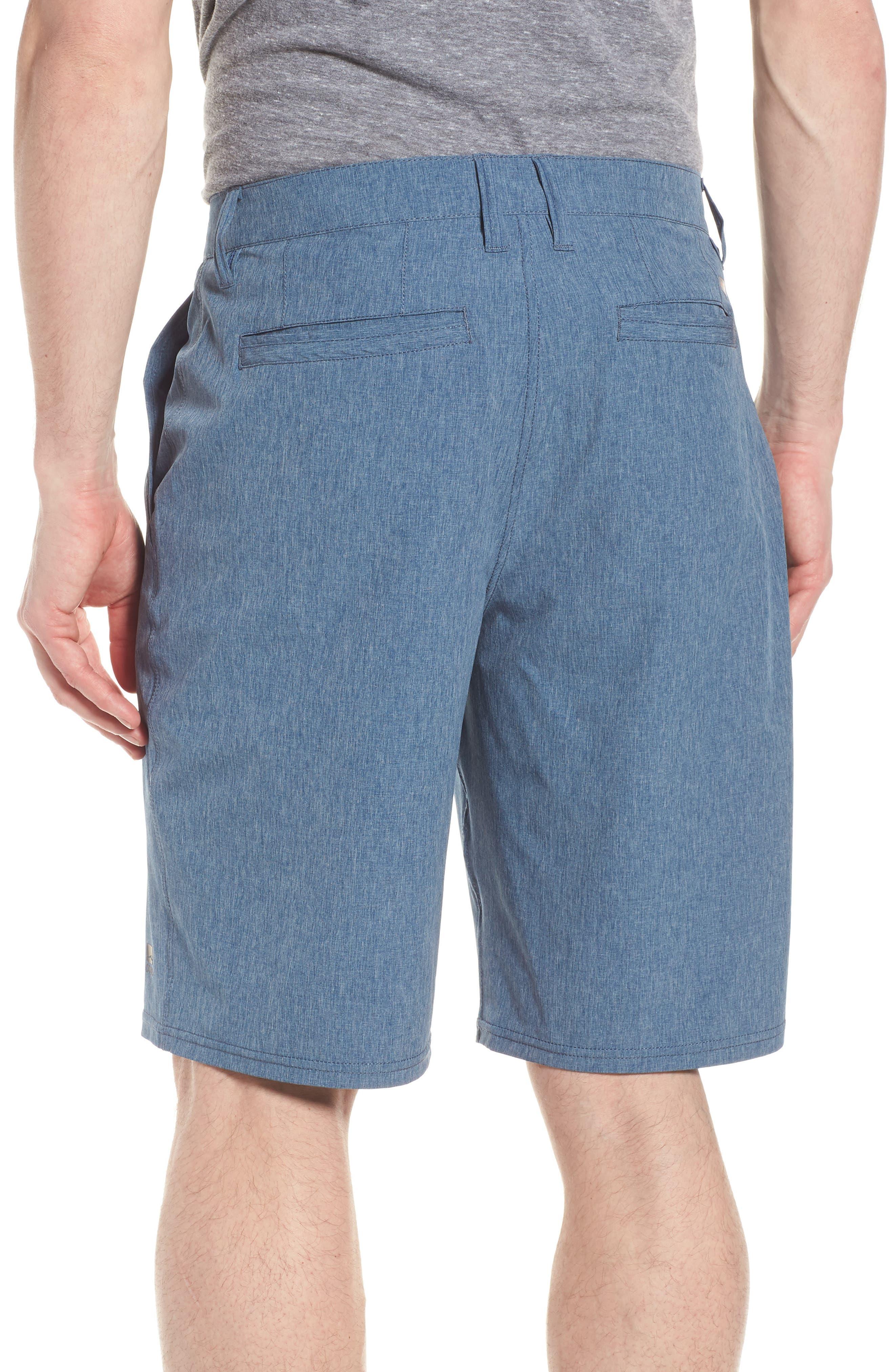 Salty Dog Hybrid Shorts,                             Alternate thumbnail 2, color,                             DEEP SEA