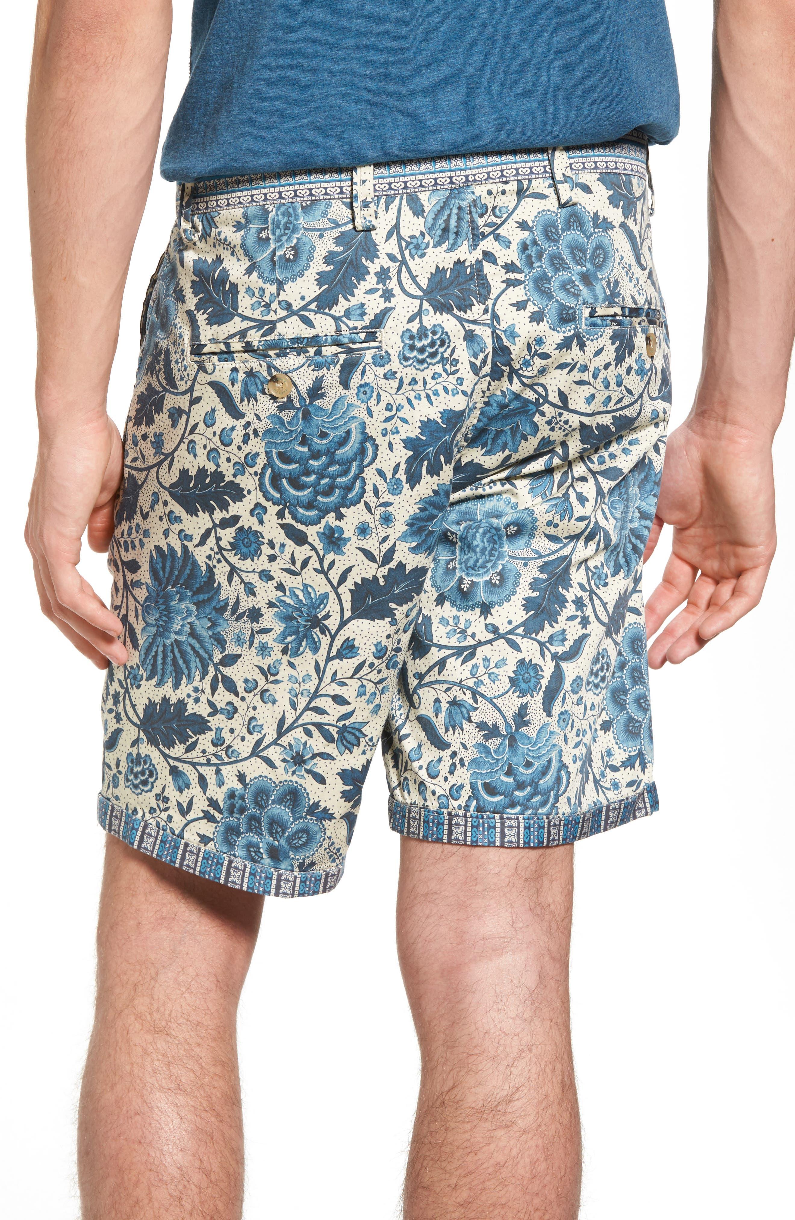 Print Shorts,                             Alternate thumbnail 2, color,                             400
