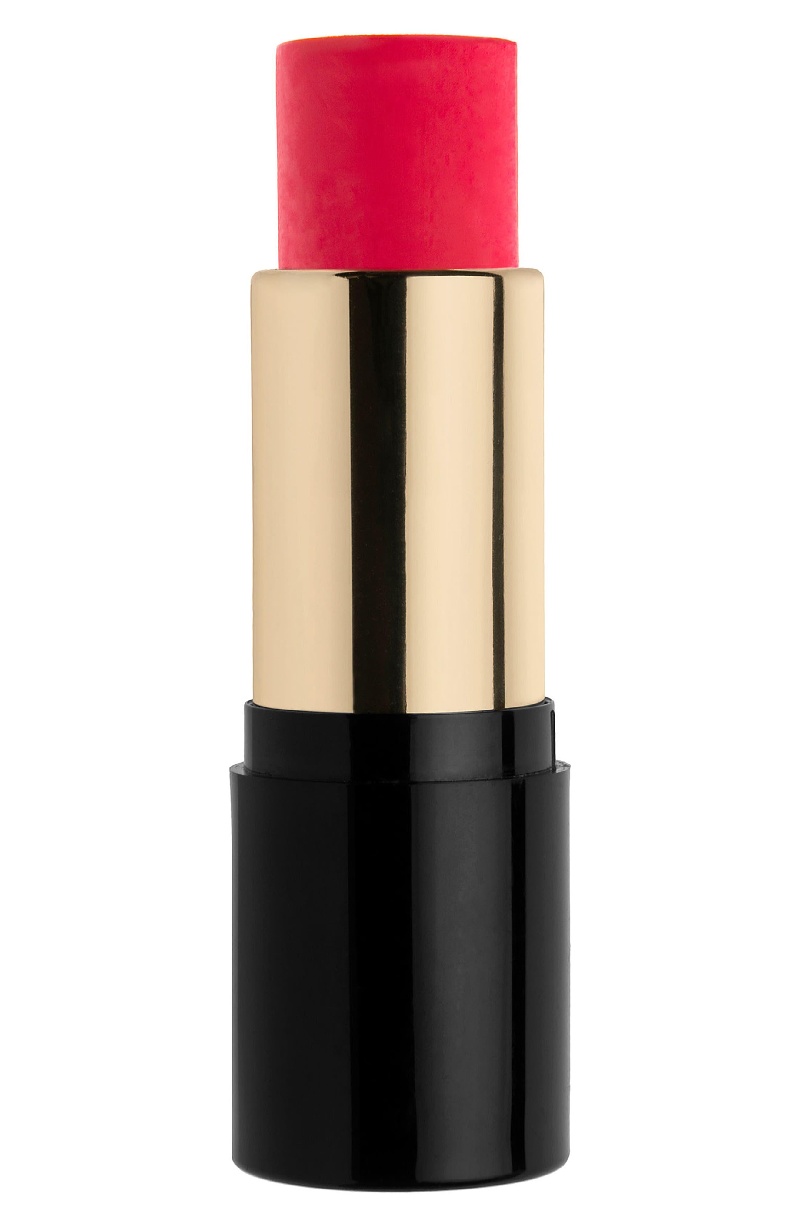 Teint Idole Blush Stick,                         Main,                         color, RED FLUSH