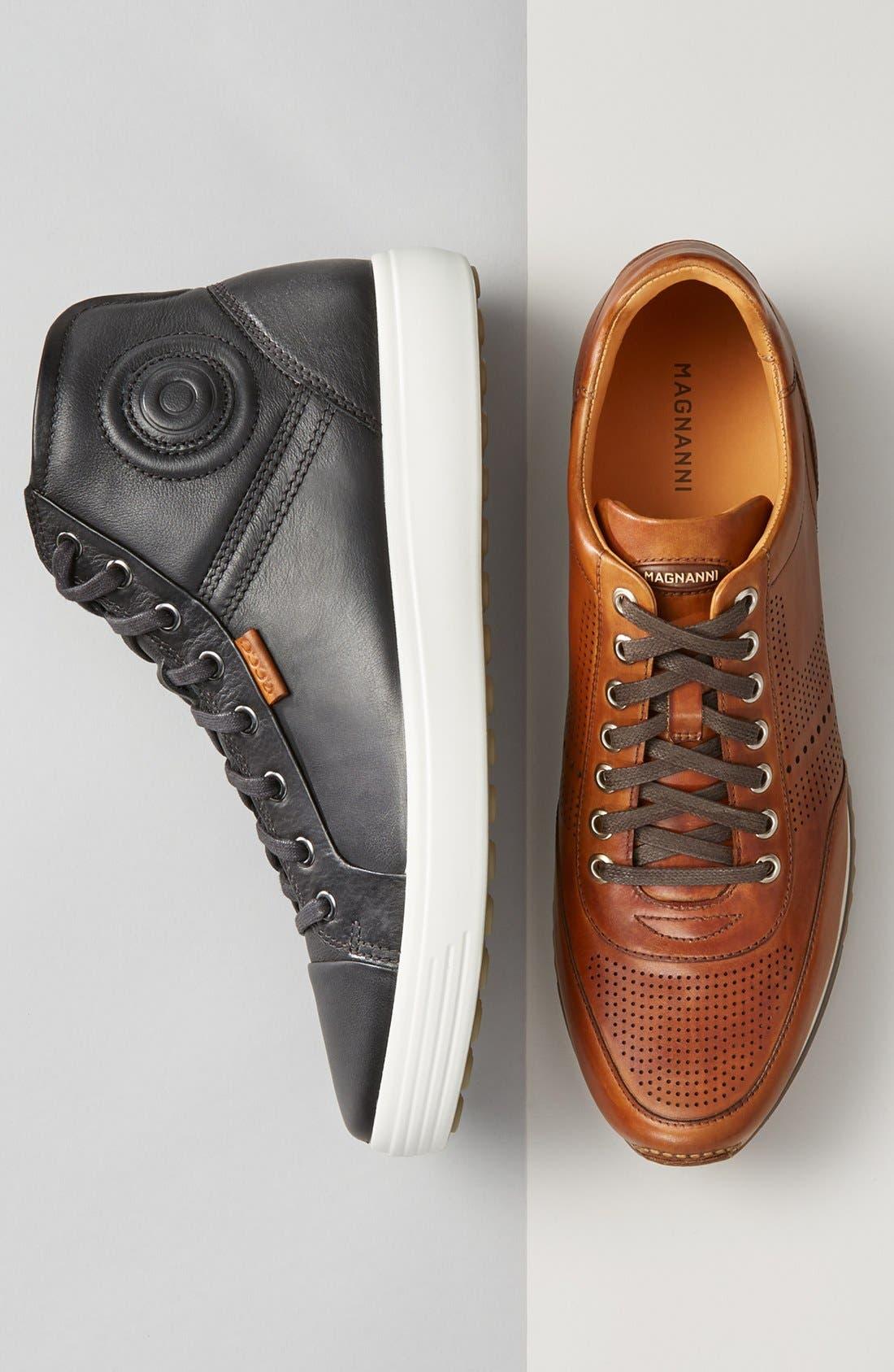 'Soft 7' High Top Sneaker,                             Alternate thumbnail 12, color,