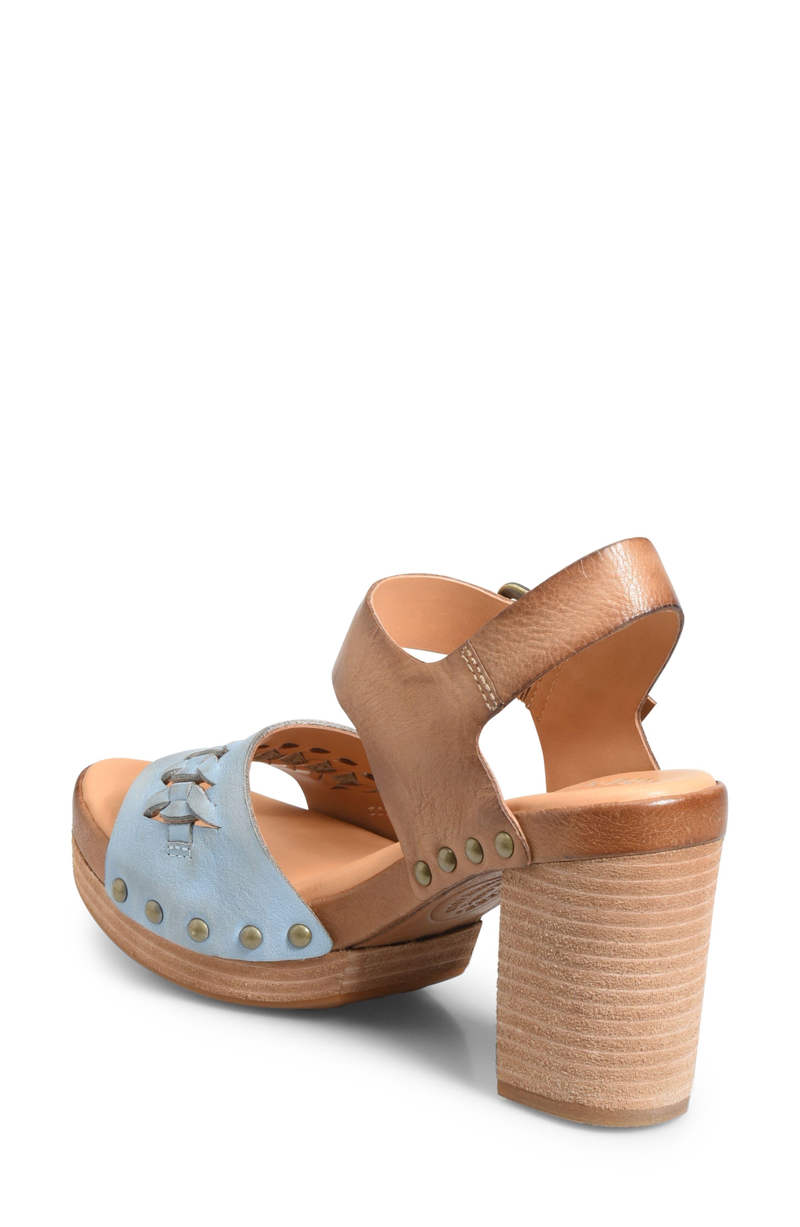 Pasilla Platform Sandal,                             Alternate thumbnail 7, color,