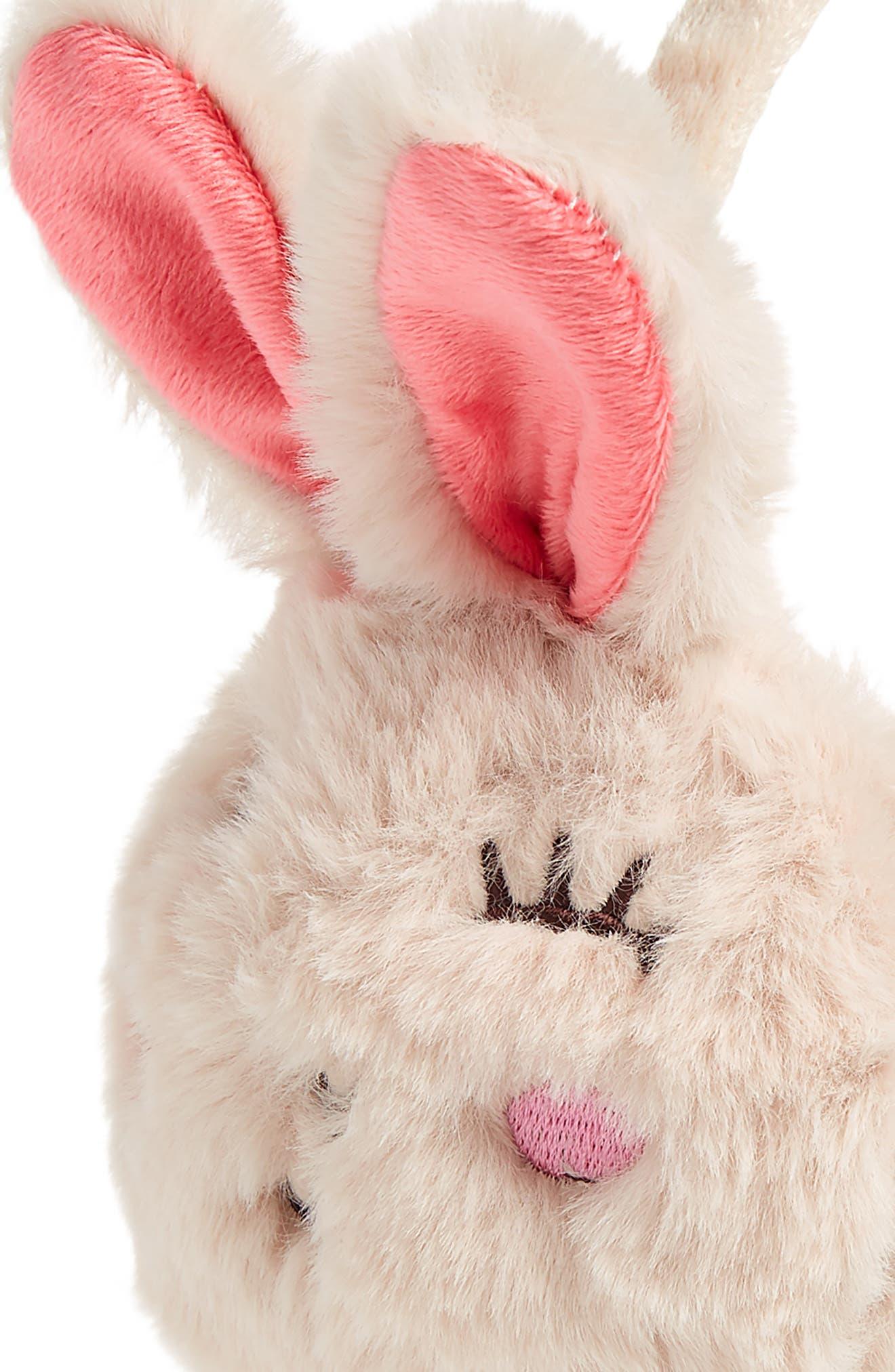 TUCKER + TATE,                             Faux Fur Bunny Earmuffs,                             Alternate thumbnail 2, color,                             050