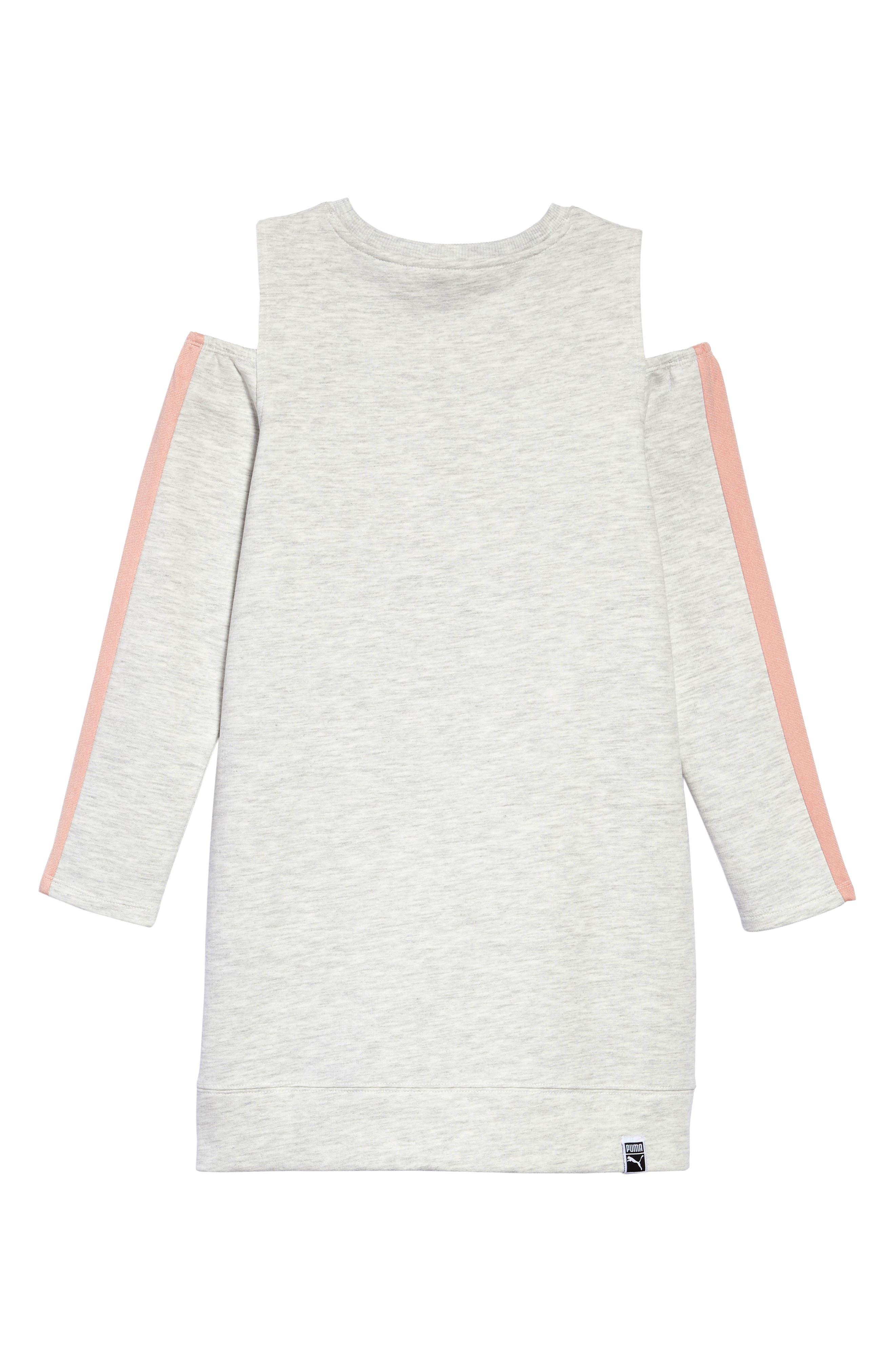 Cold Shoulder Dress,                             Alternate thumbnail 2, color,                             086