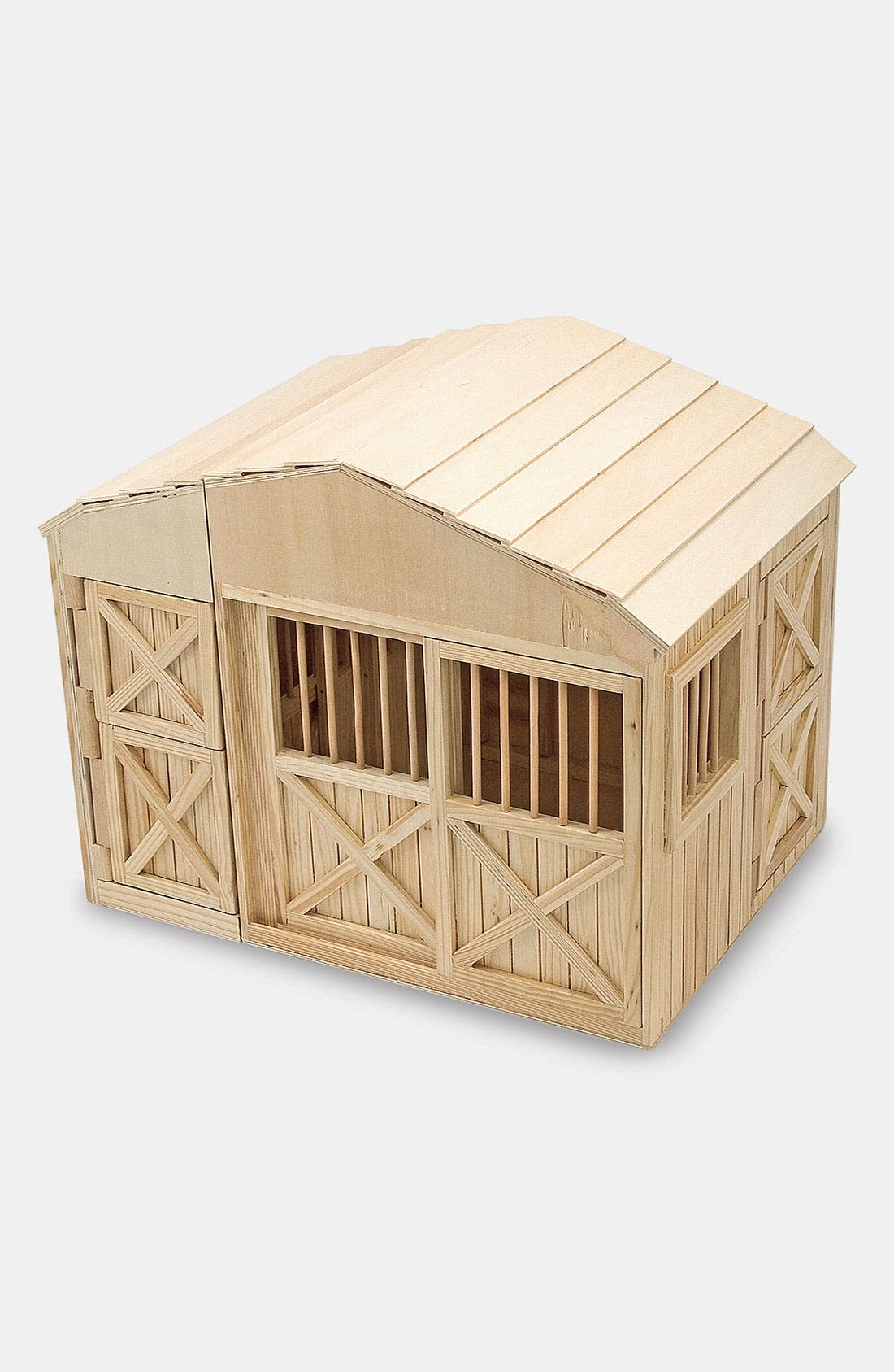MELISSA & DOUG,                             Folding Horse Stable,                             Alternate thumbnail 2, color,                             VARIOUS