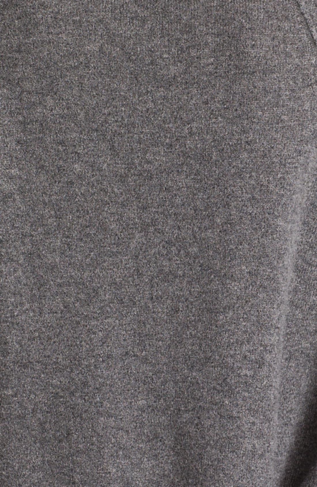 VELVET BY GRAHAM & SPENCER,                             Slouchy Cashmere Sweater,                             Alternate thumbnail 3, color,                             050