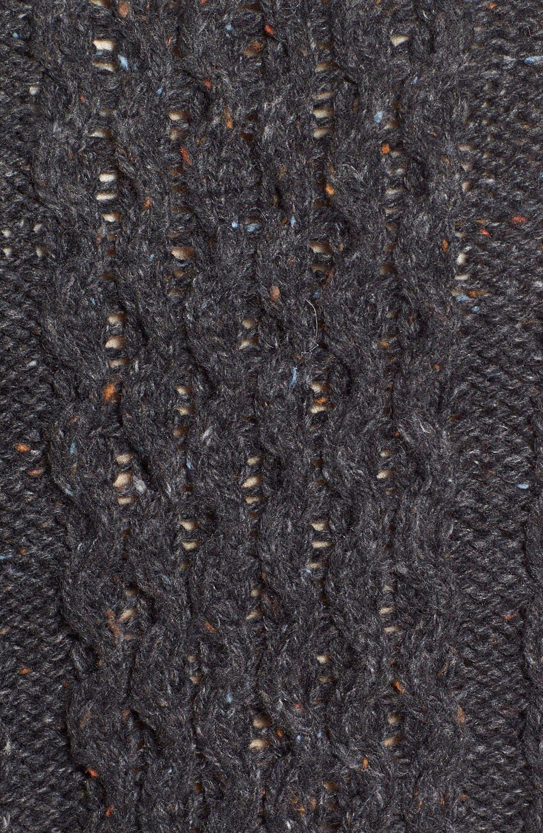 Treasure&Bond Cable Knit Sweater,                             Alternate thumbnail 2, color,                             020