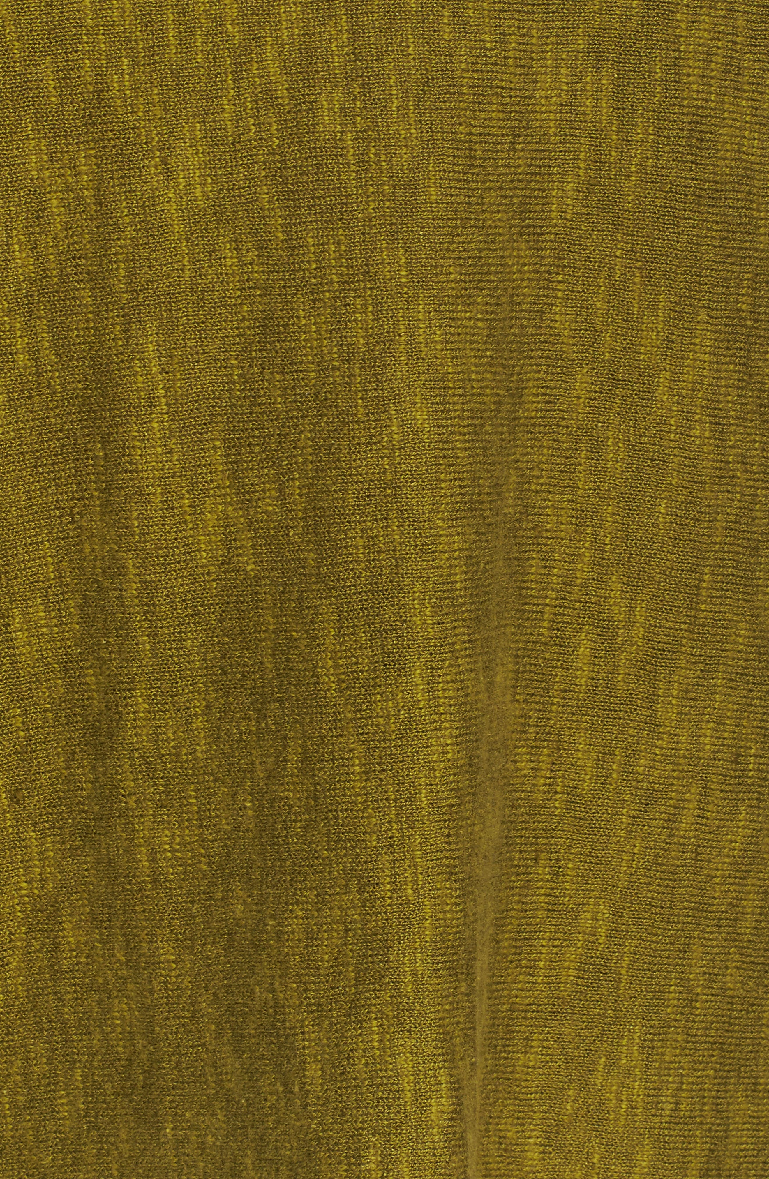 Organic Linen & Cotton Sweater,                             Alternate thumbnail 5, color,                             201