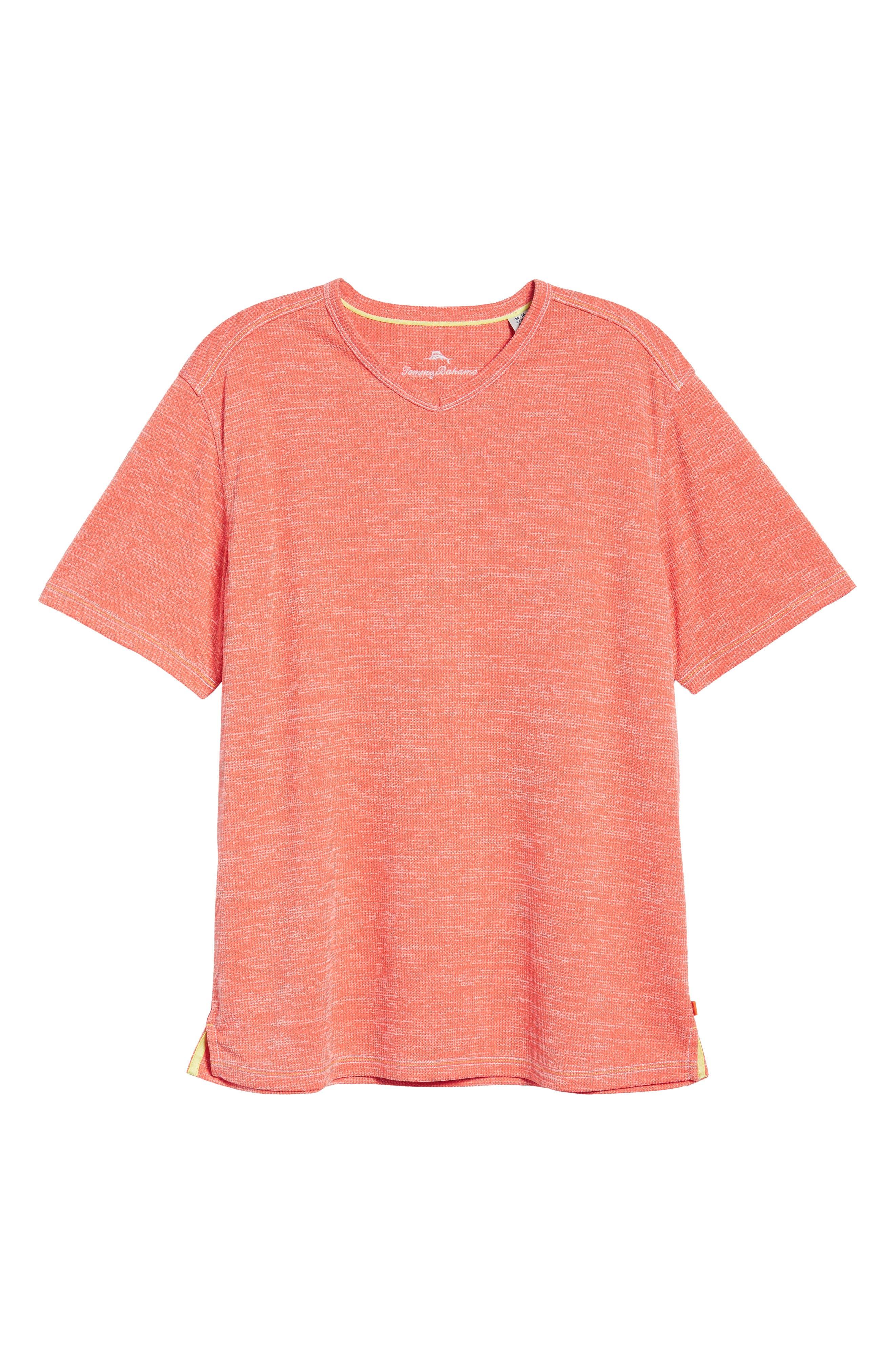 Sand Key V-Neck T-Shirt,                             Alternate thumbnail 48, color,