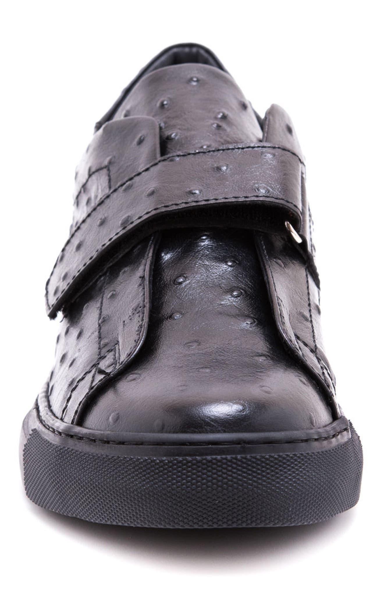West Sneaker,                             Alternate thumbnail 4, color,                             BLACK