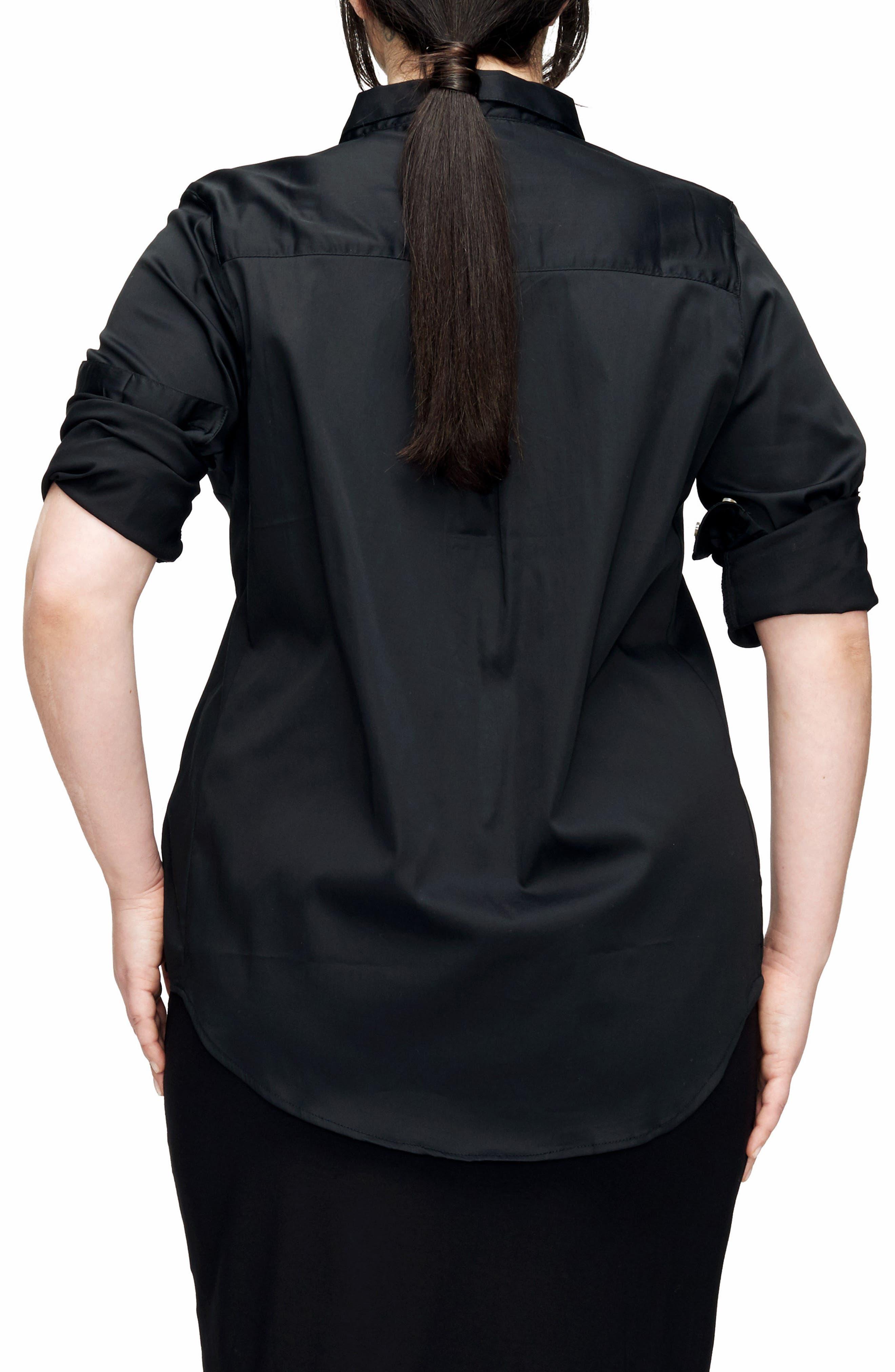 Elbe Shirt,                             Alternate thumbnail 2, color,                             001