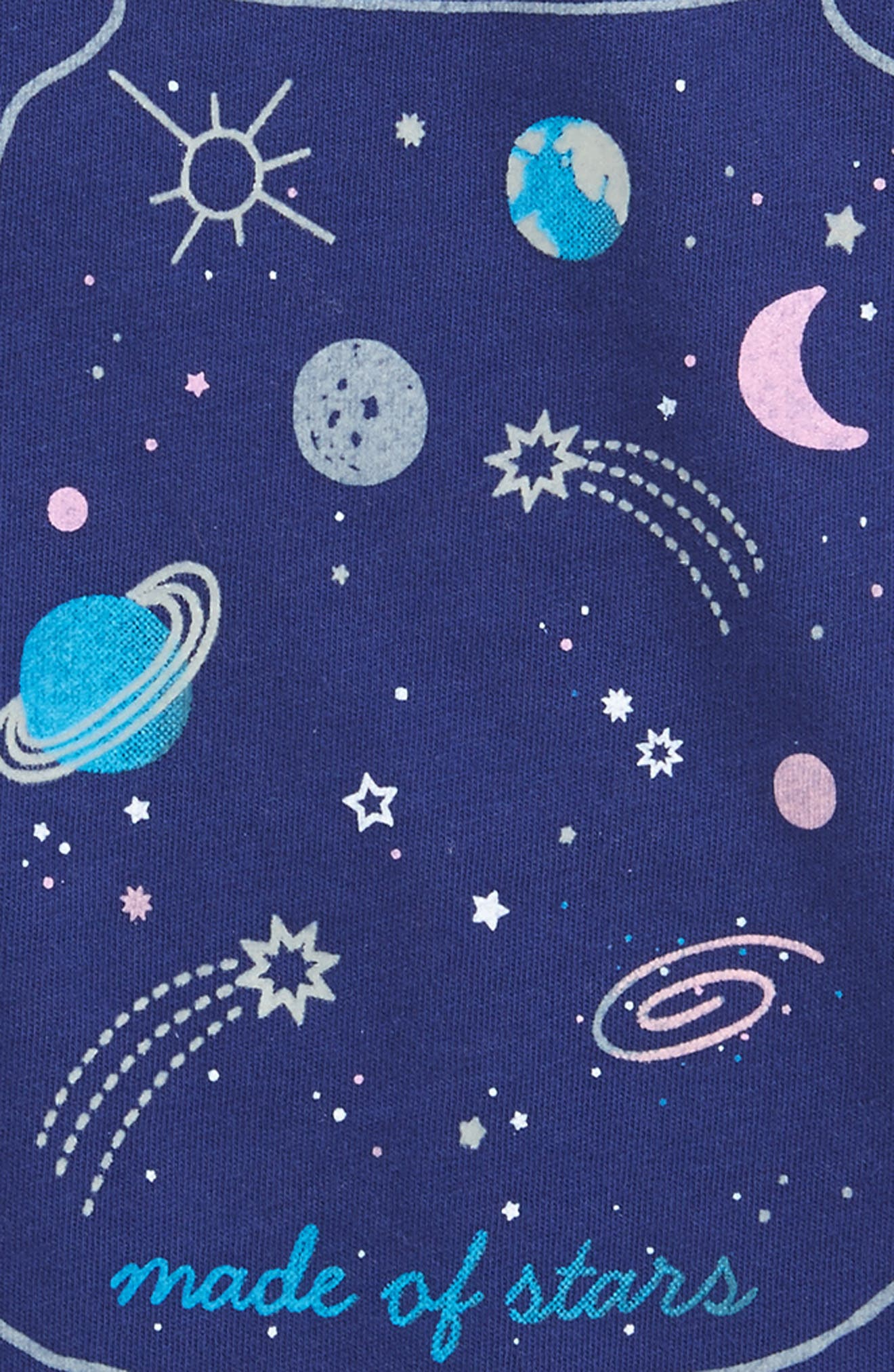 Jar of Stars Graphic Tee,                             Alternate thumbnail 4, color,                             410