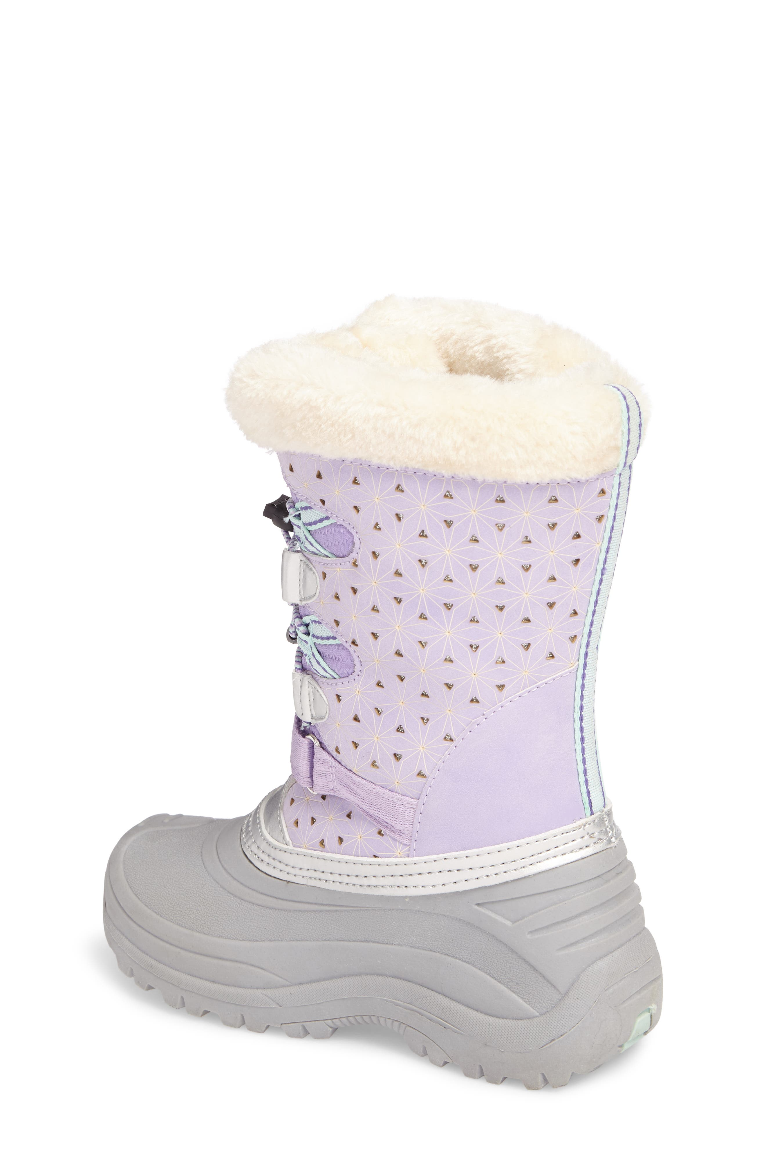 'Venom' Waterproof Insulated Snow Boot,                             Alternate thumbnail 4, color,