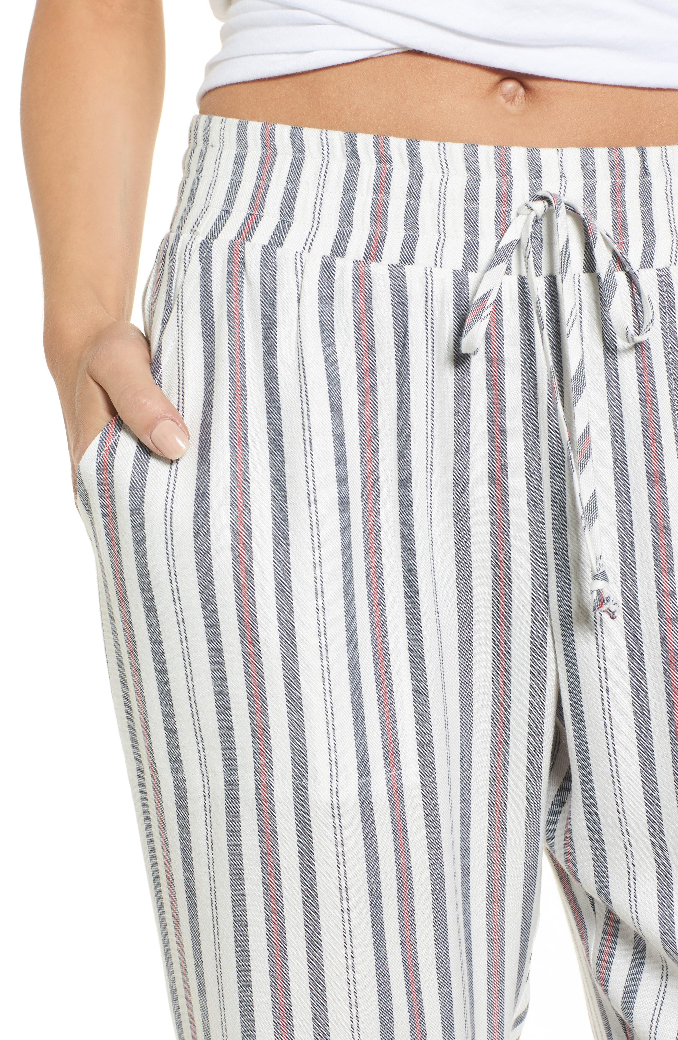 Ankle Tie Pants,                             Alternate thumbnail 12, color,