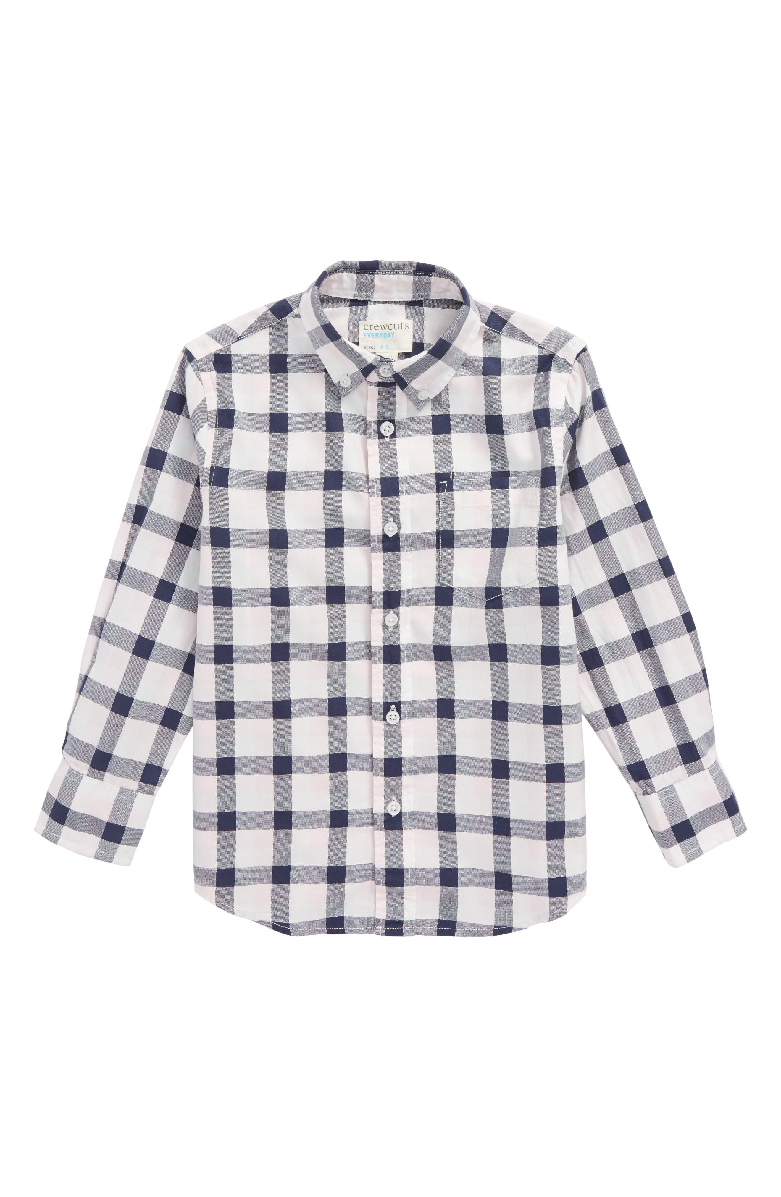 Taxali Check Woven Shirt,                             Main thumbnail 1, color,                             650