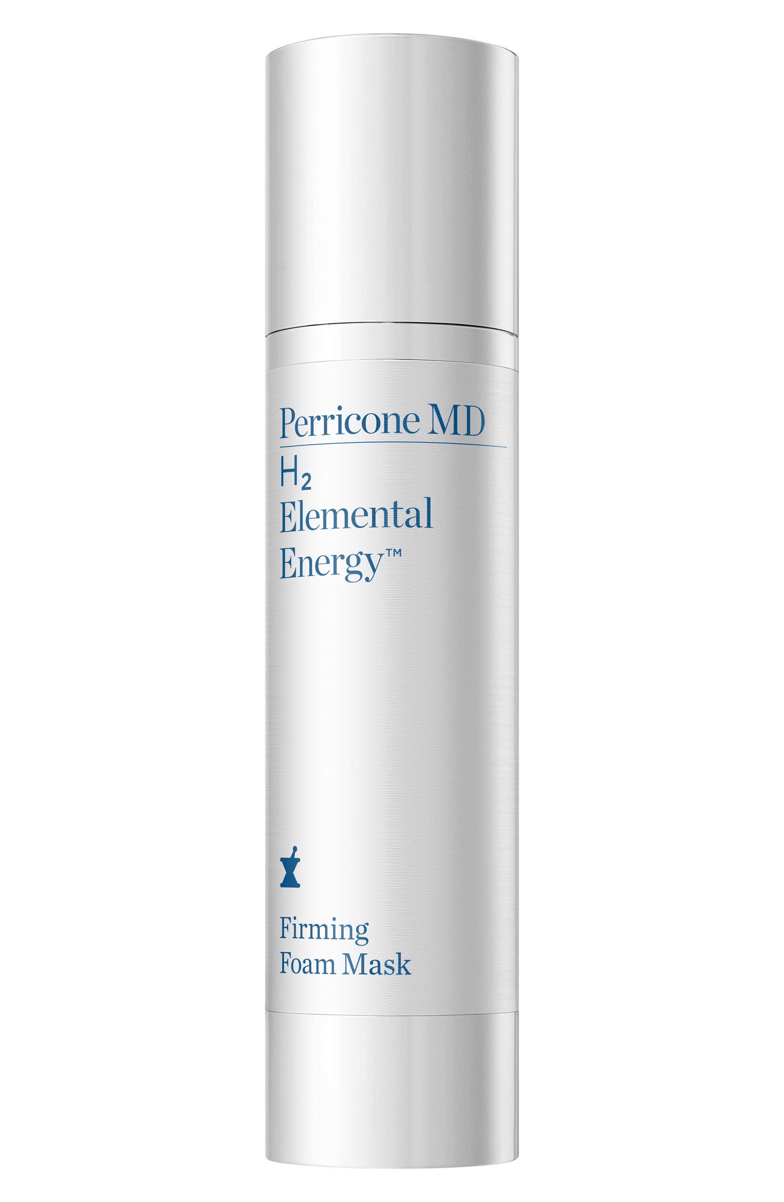 H2 Elemental Energy Firming Foam Mask,                             Main thumbnail 1, color,                             000