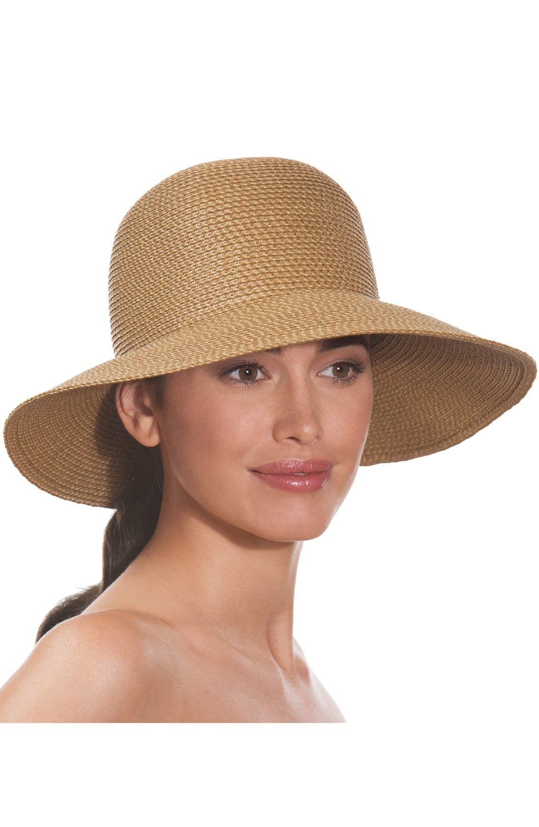 'Squishee<sup>®</sup> IV' Wide Brim Hat,                             Alternate thumbnail 23, color,