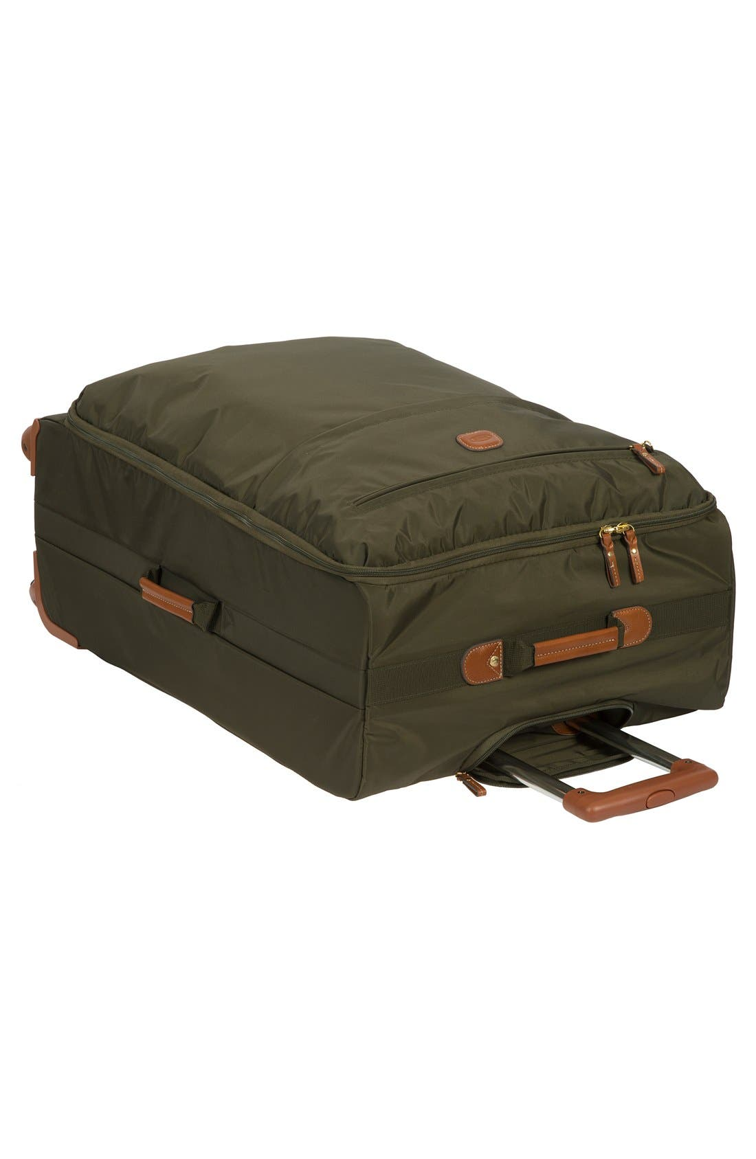 X-Bag 30-Inch Spinner Suitcase,                             Alternate thumbnail 8, color,                             OLIVE
