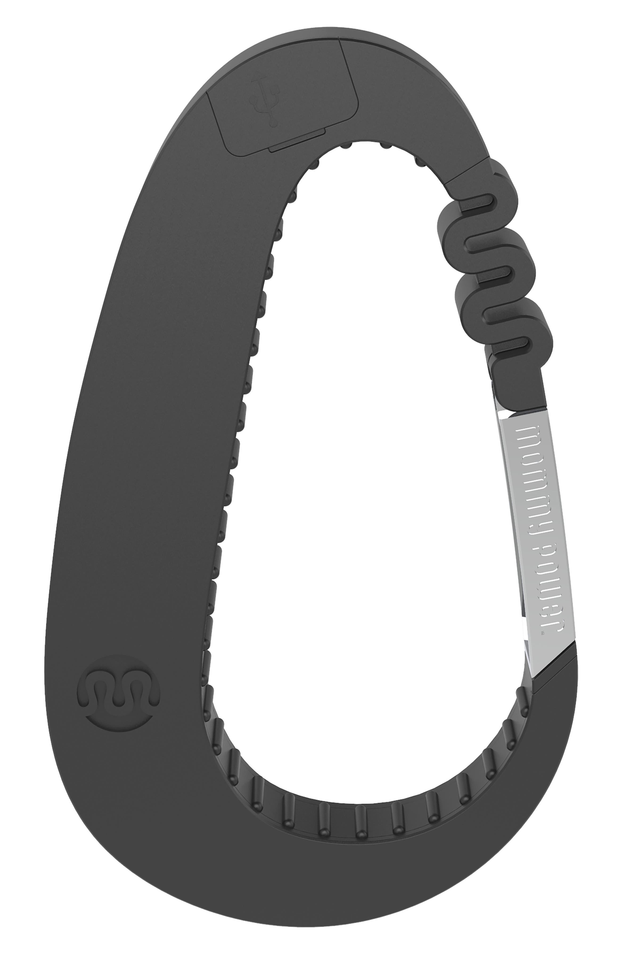 MOMMY POWER,                             Stroller Hook,                             Alternate thumbnail 2, color,                             BLACK