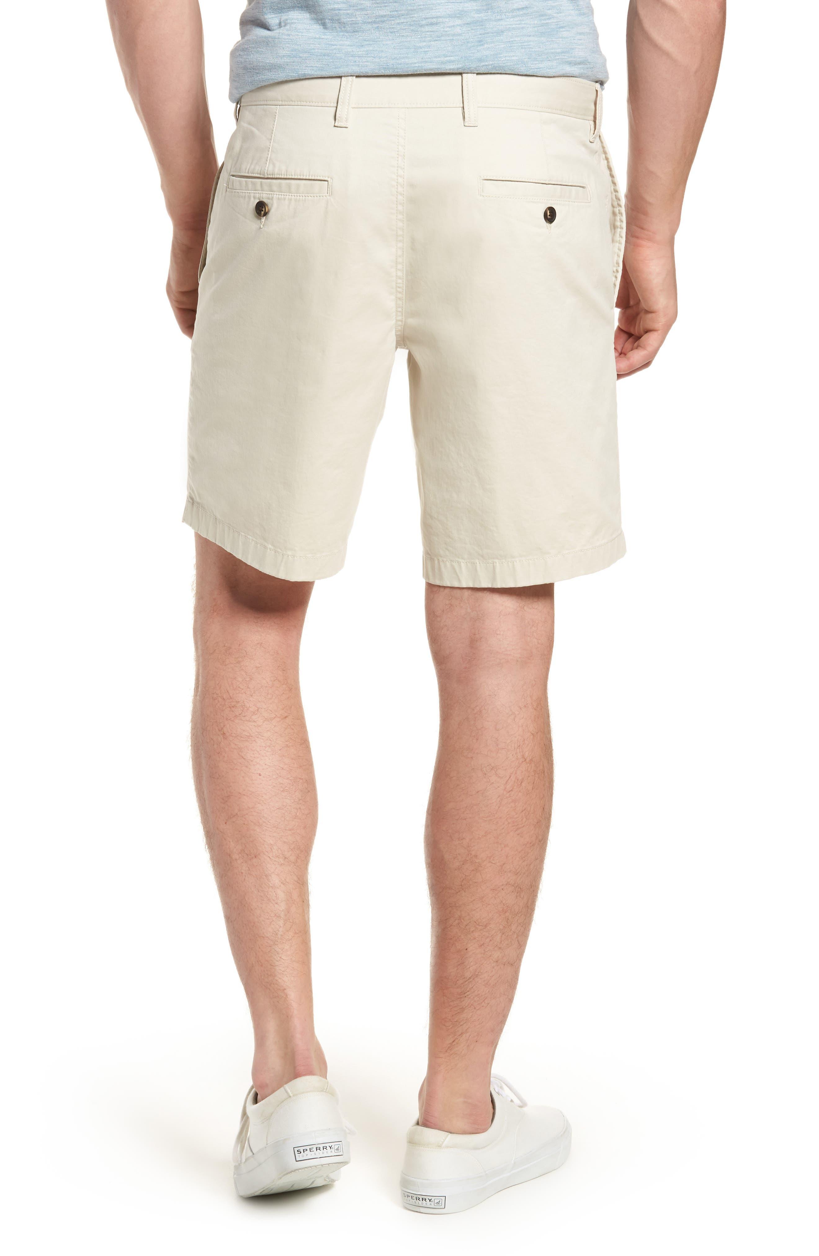 Ballard Slim Fit Stretch Chino 9-Inch Shorts,                             Alternate thumbnail 16, color,