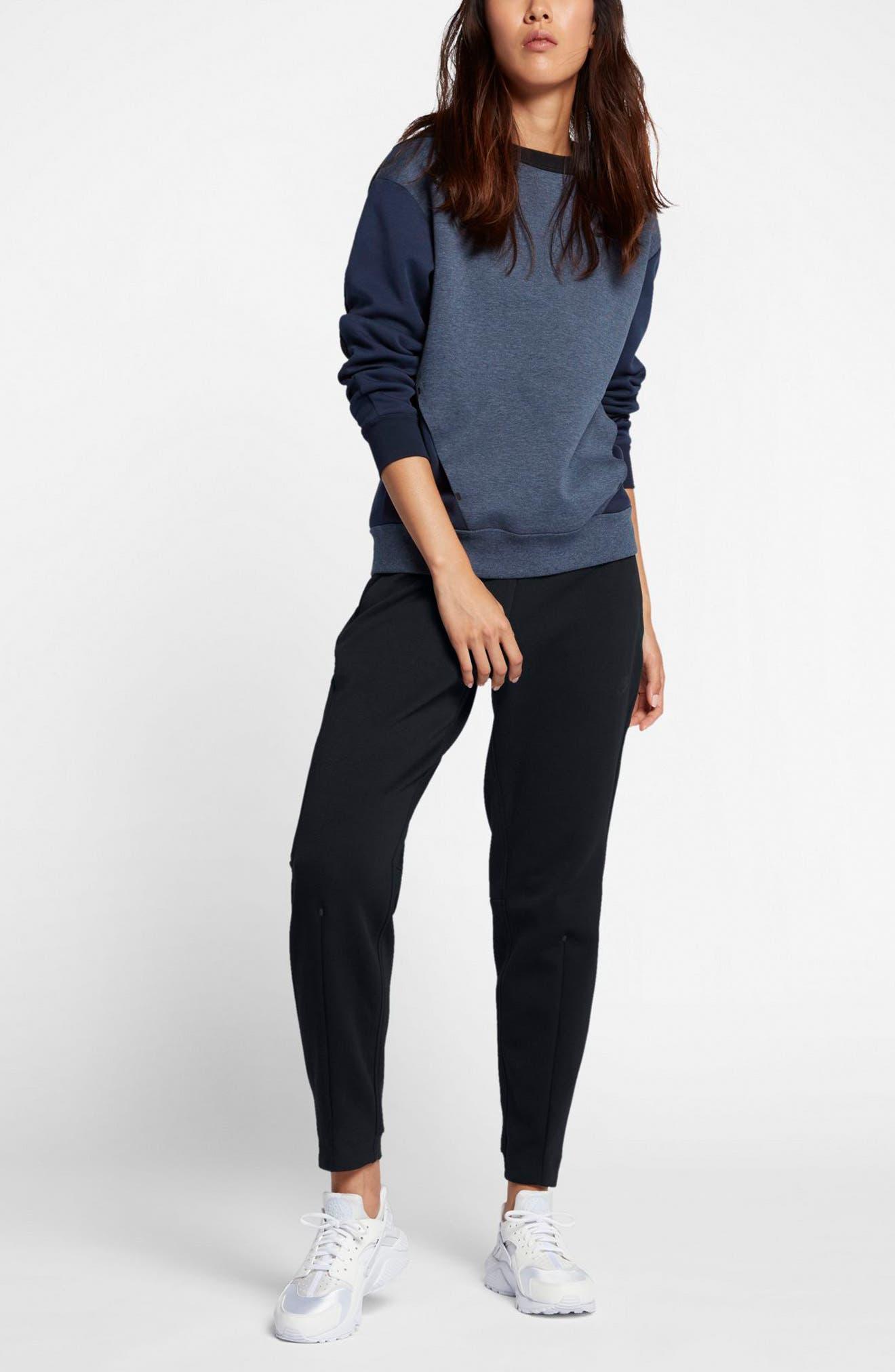 Sportswear Women's Tech Fleece Pants,                             Alternate thumbnail 8, color,                             010