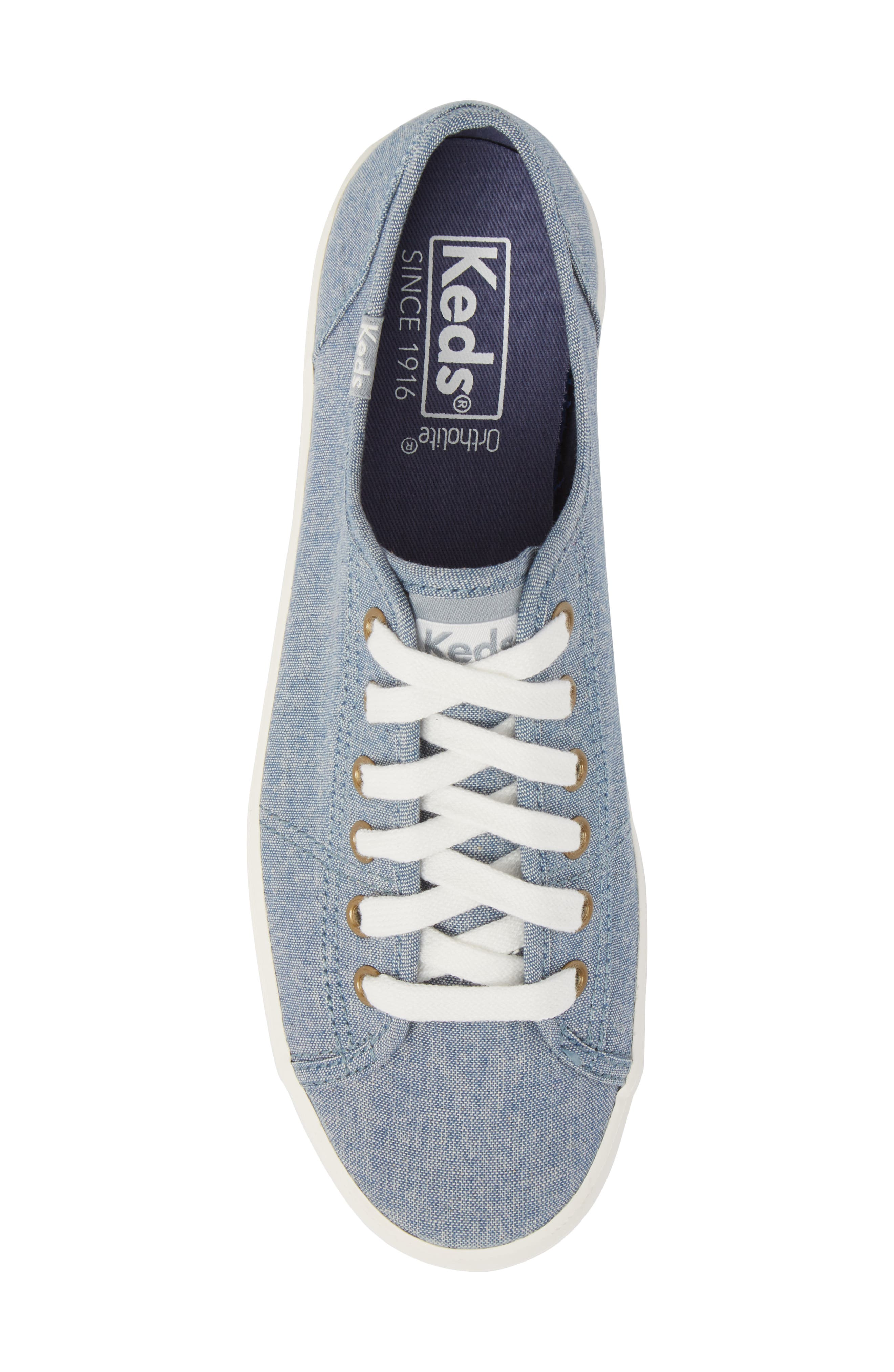 Kickstart Seasonal Solid Sneaker,                             Alternate thumbnail 5, color,                             400