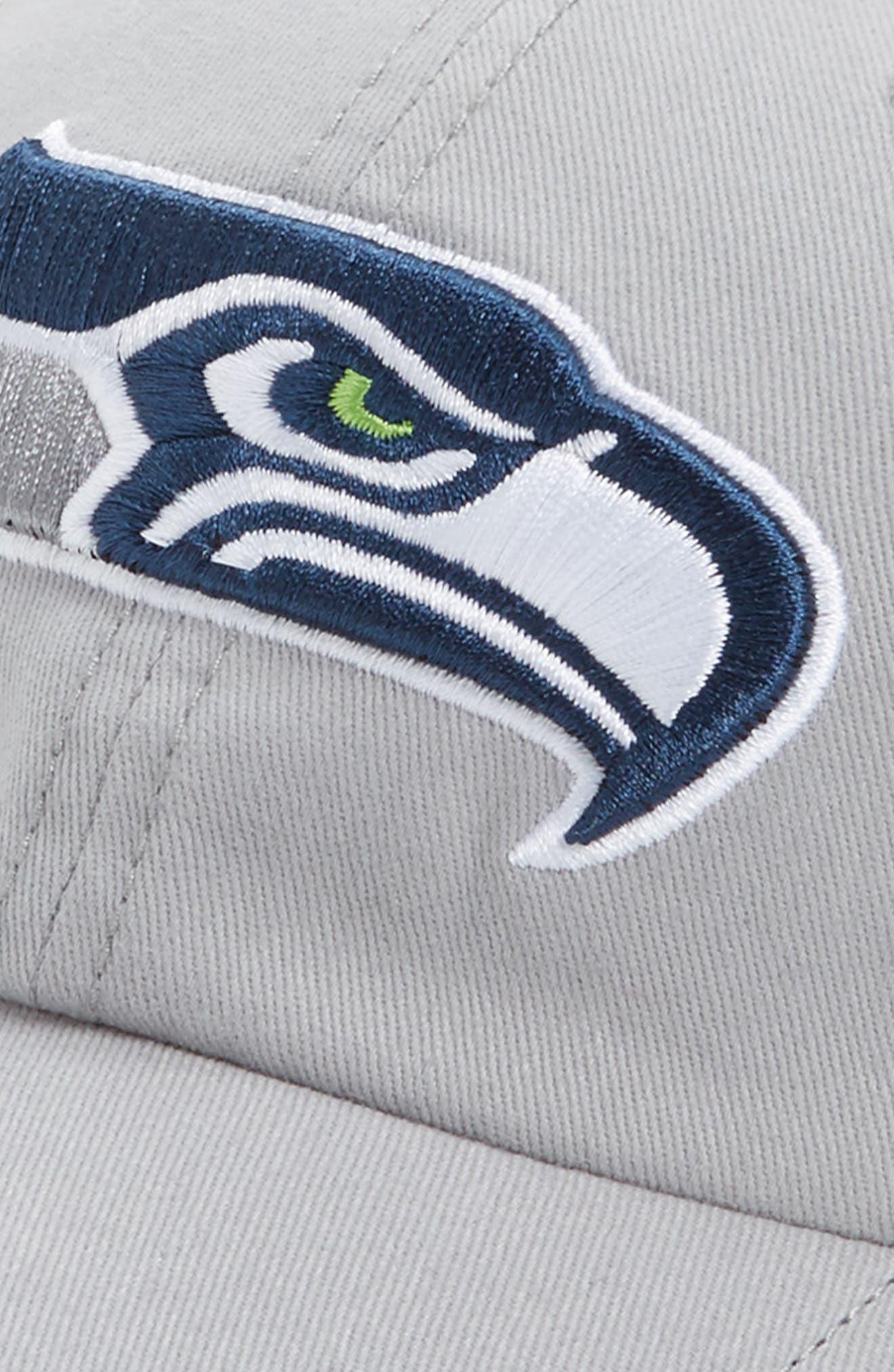Seattle Seahawks Cap,                             Alternate thumbnail 3, color,                             020
