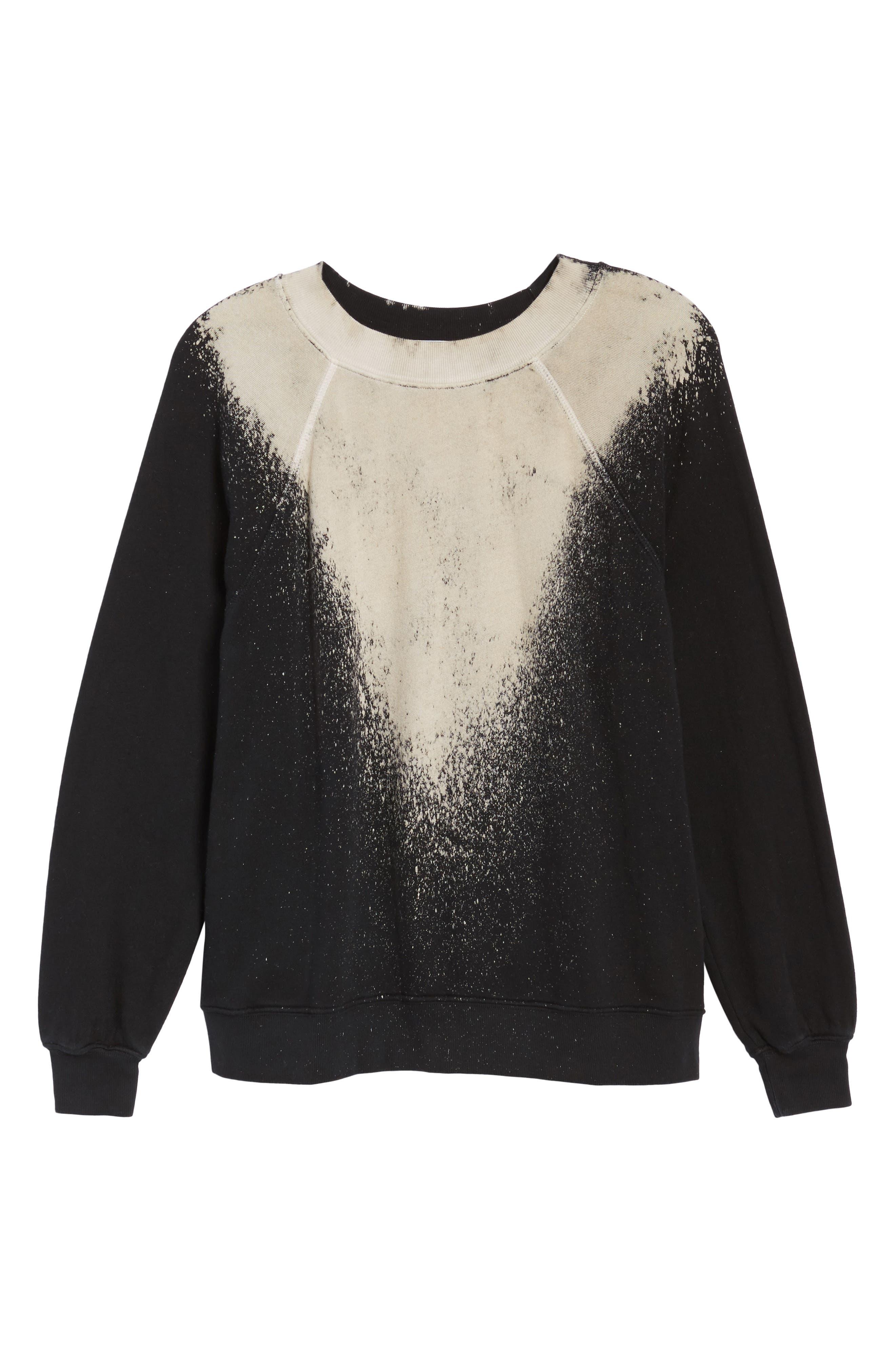 Stardust - Sommers Sweatshirt,                             Alternate thumbnail 6, color,                             003