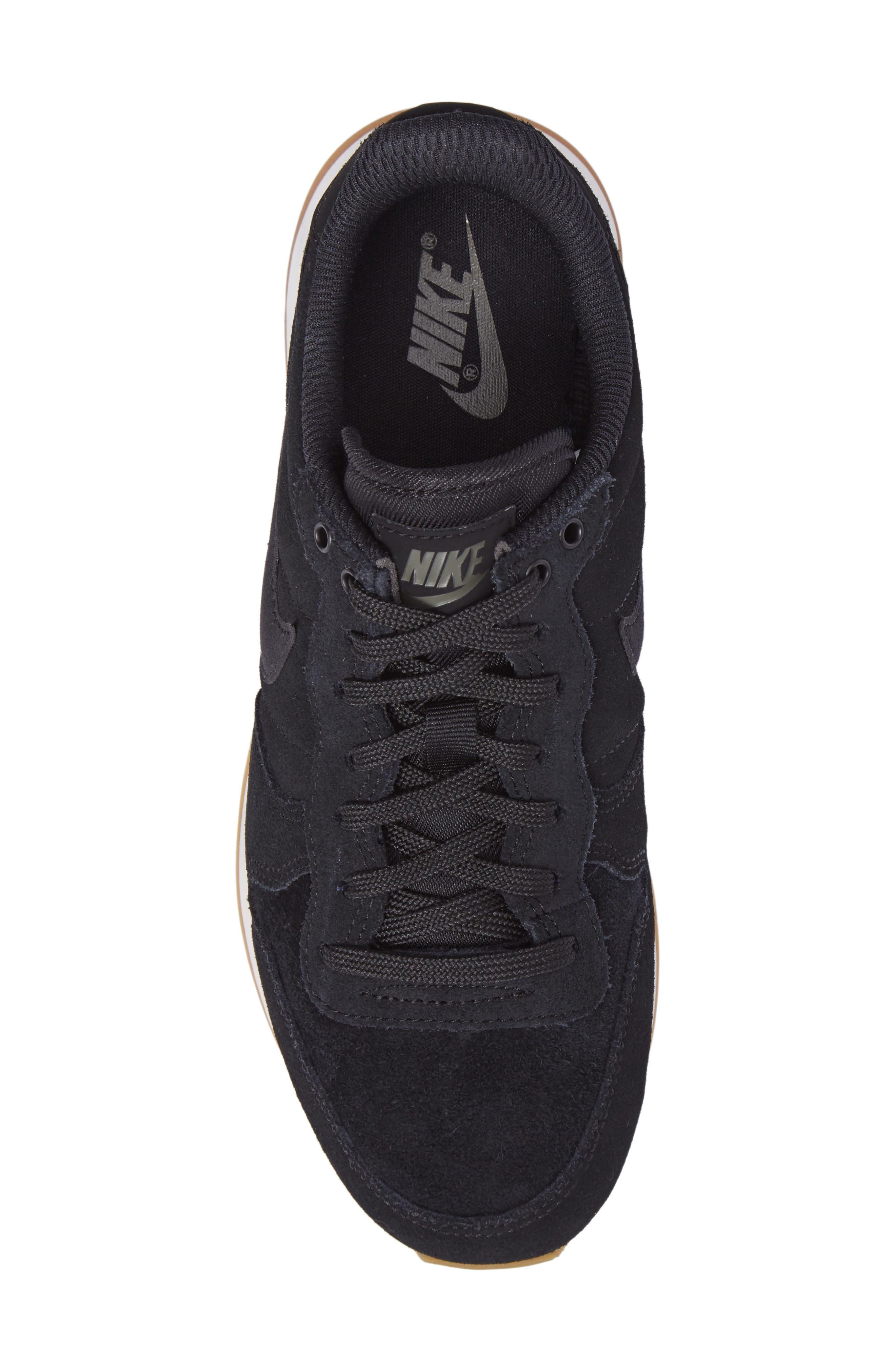Internationalist SE Sneaker,                             Alternate thumbnail 5, color,                             002