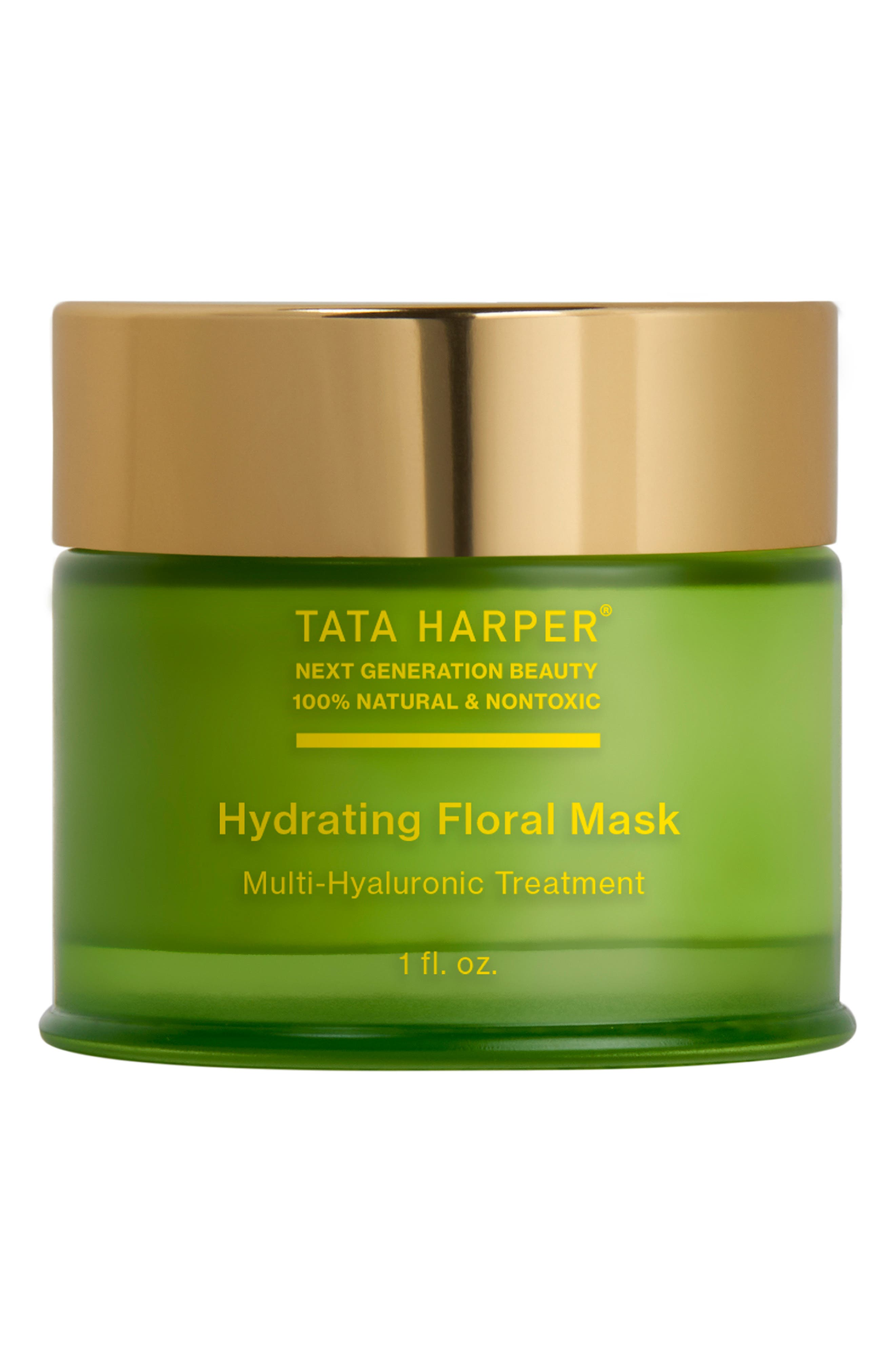 Hydrating Floral Mask, Main, color, 000