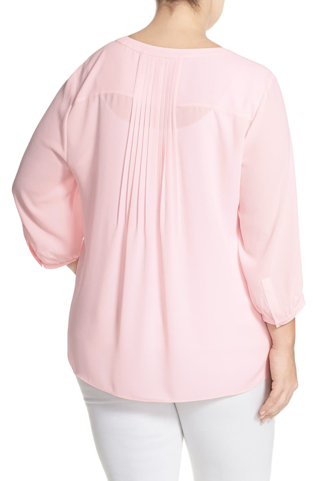 Henley Top,                             Alternate thumbnail 184, color,