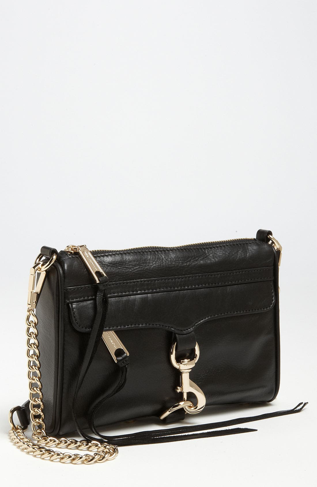 'Mini MAC' Convertible Crossbody Bag,                         Main,                         color, 001