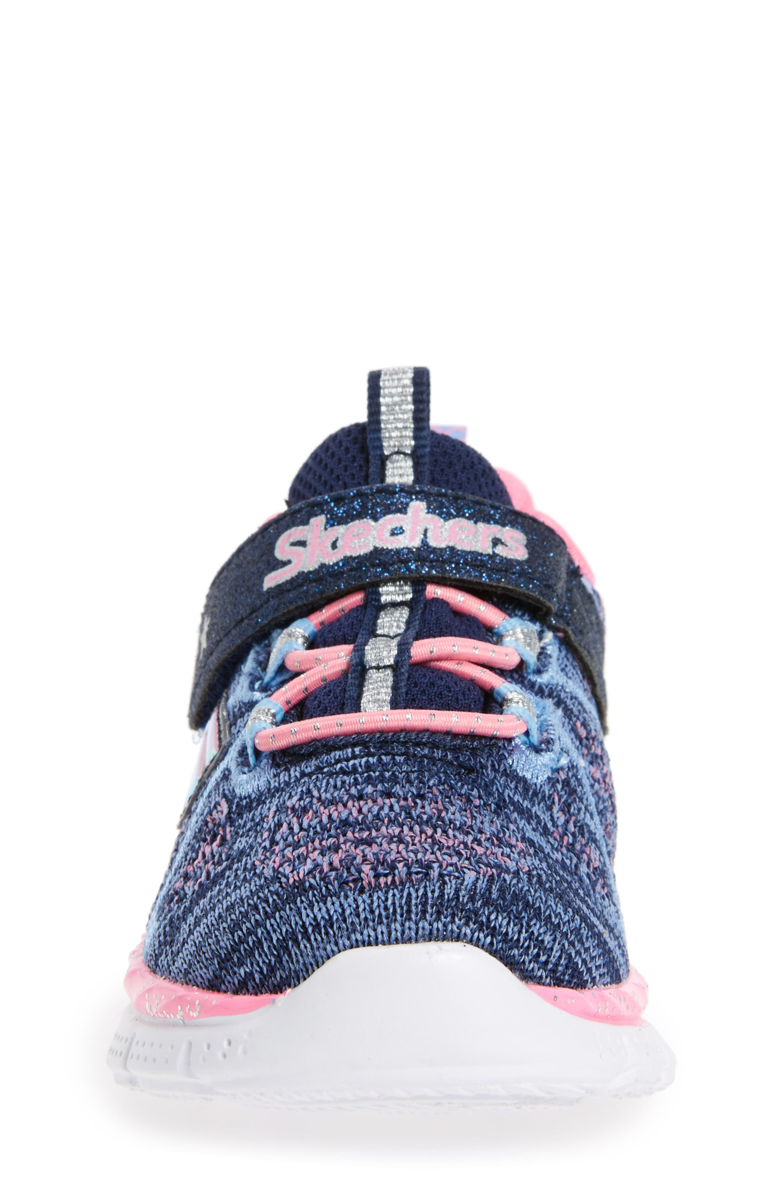 Air Appeal Breezy Baby Sneaker,                             Alternate thumbnail 4, color,                             400