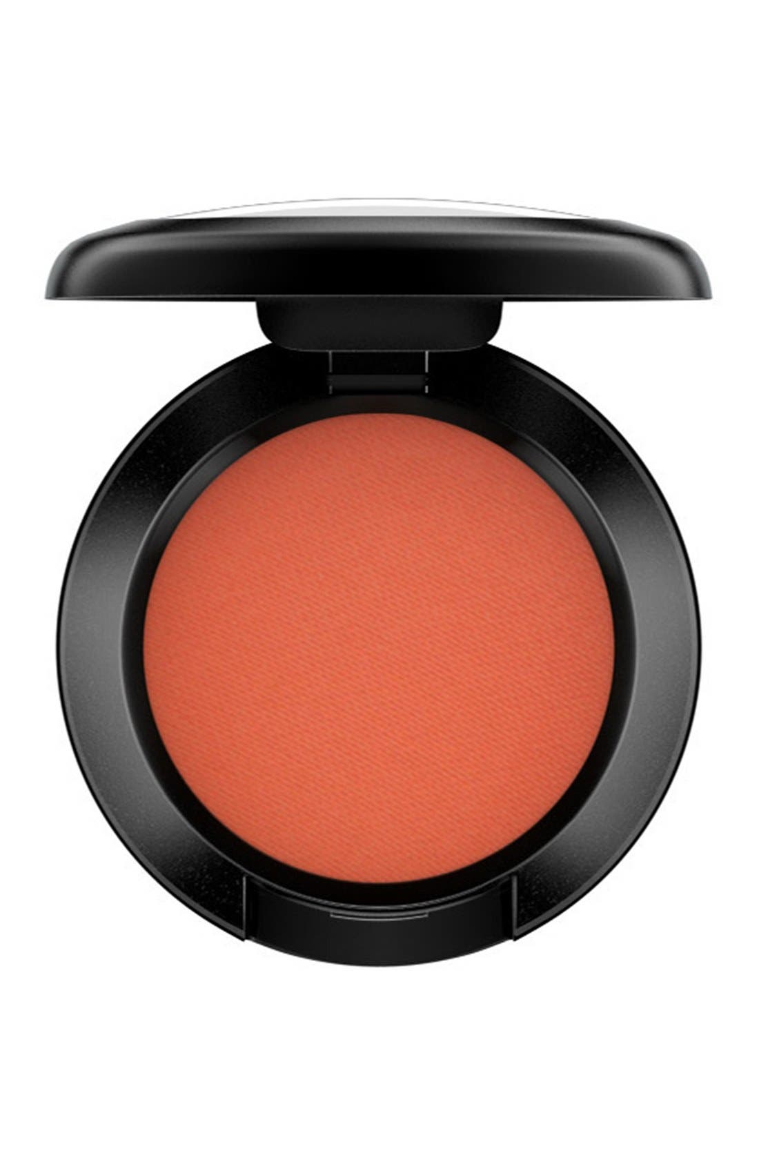 MAC Orange/Yellow Eyeshadow,                             Main thumbnail 1, color,                             RED BRICK (M)