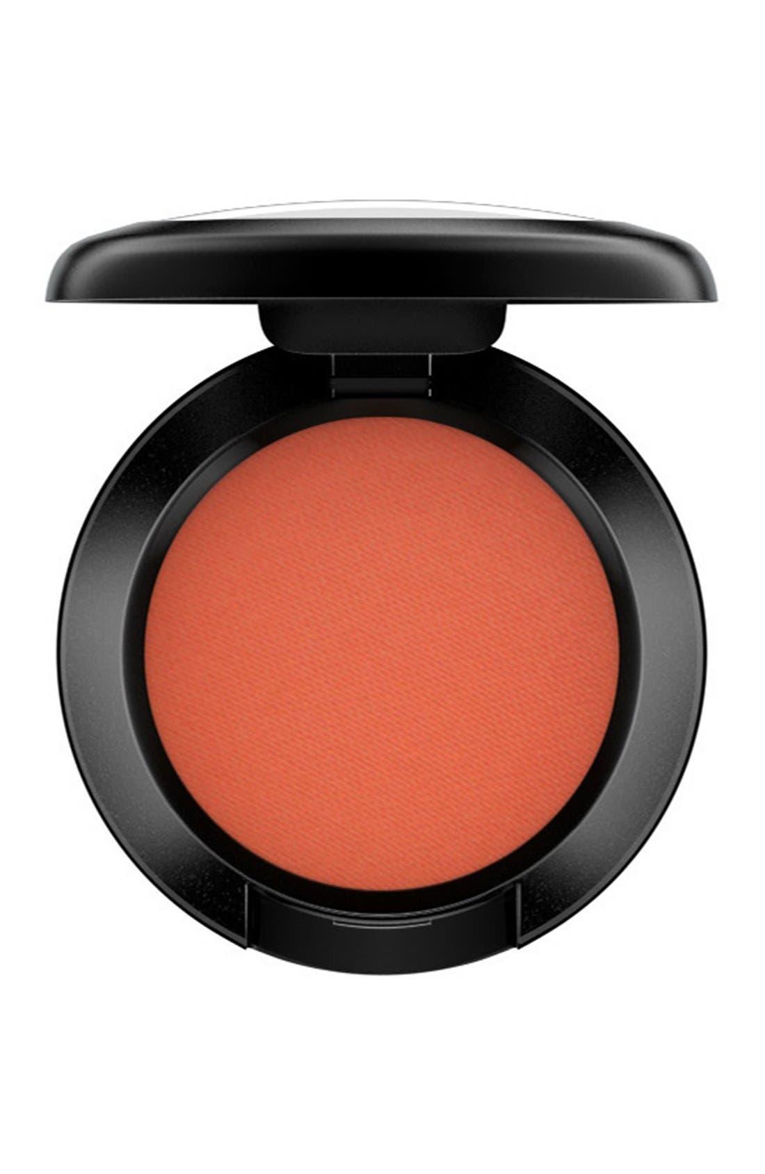 MAC Orange/Yellow Eyeshadow,                         Main,                         color, RED BRICK (M)
