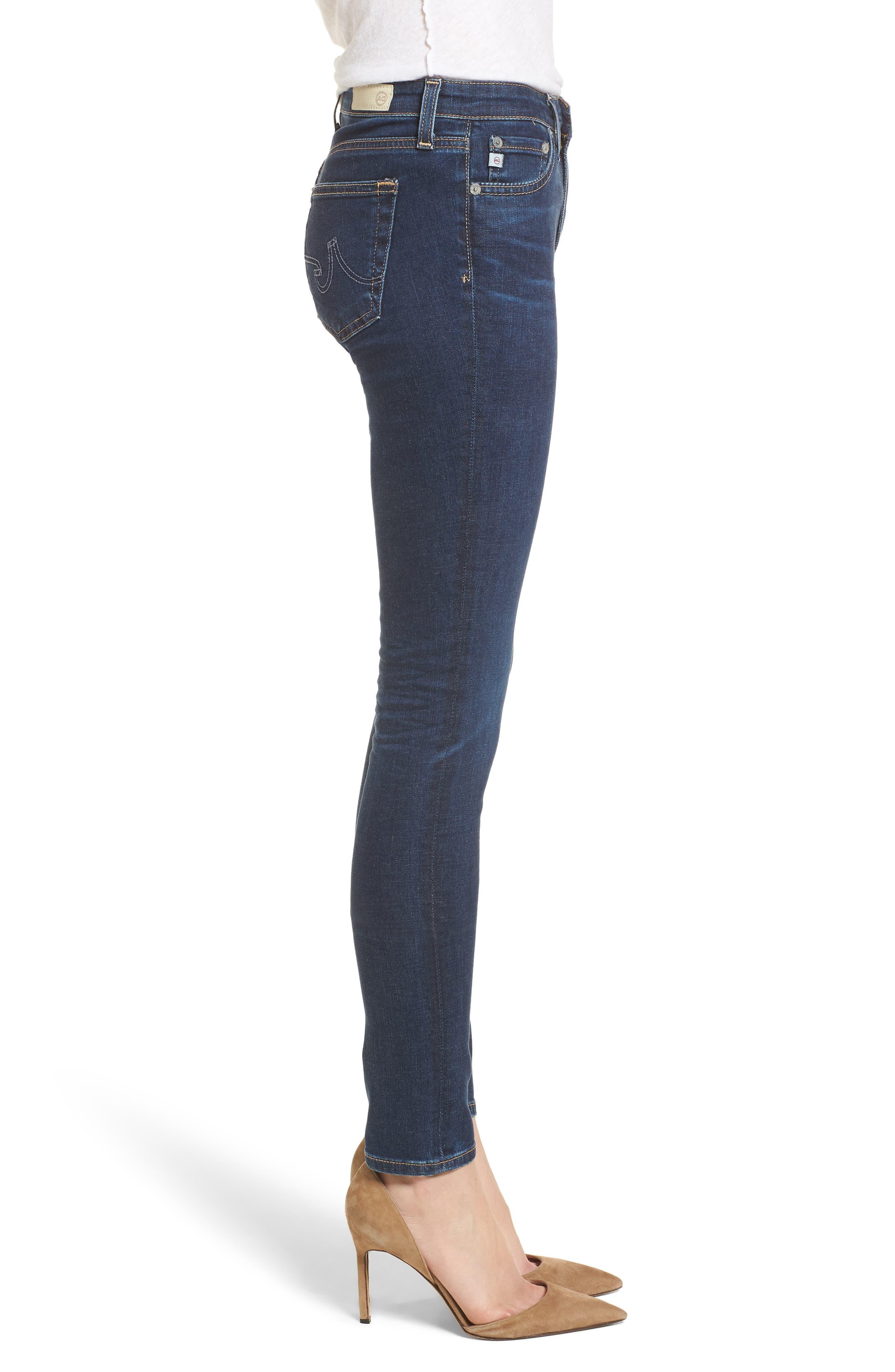 'The Legging' Super Skinny Jeans,                             Alternate thumbnail 27, color,