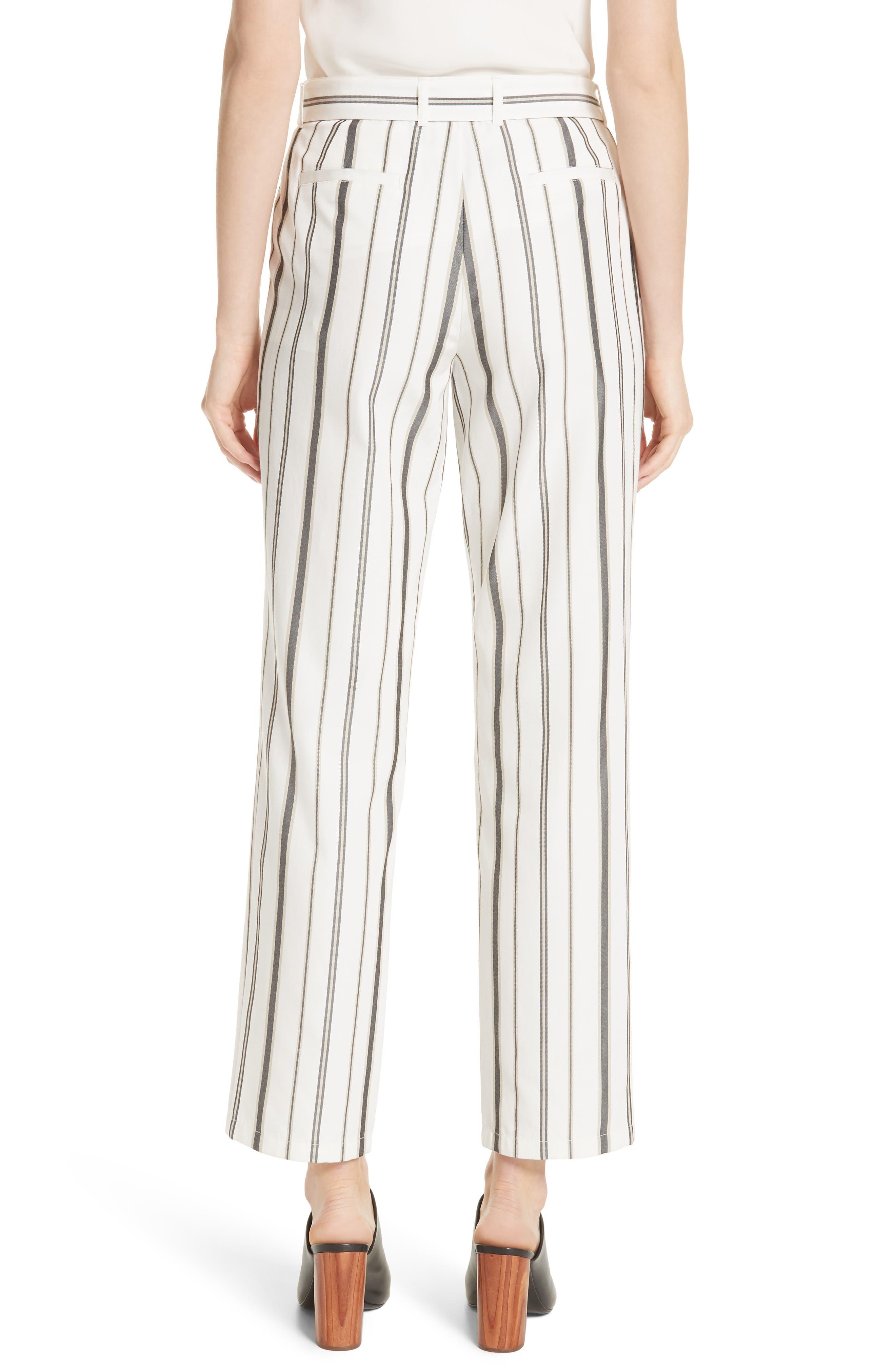 Fulton Gallant Stripe Pants,                             Alternate thumbnail 2, color,                             CLOUD MULTI