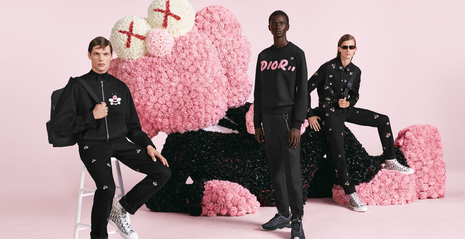 Dior summer 2019 men's collection.