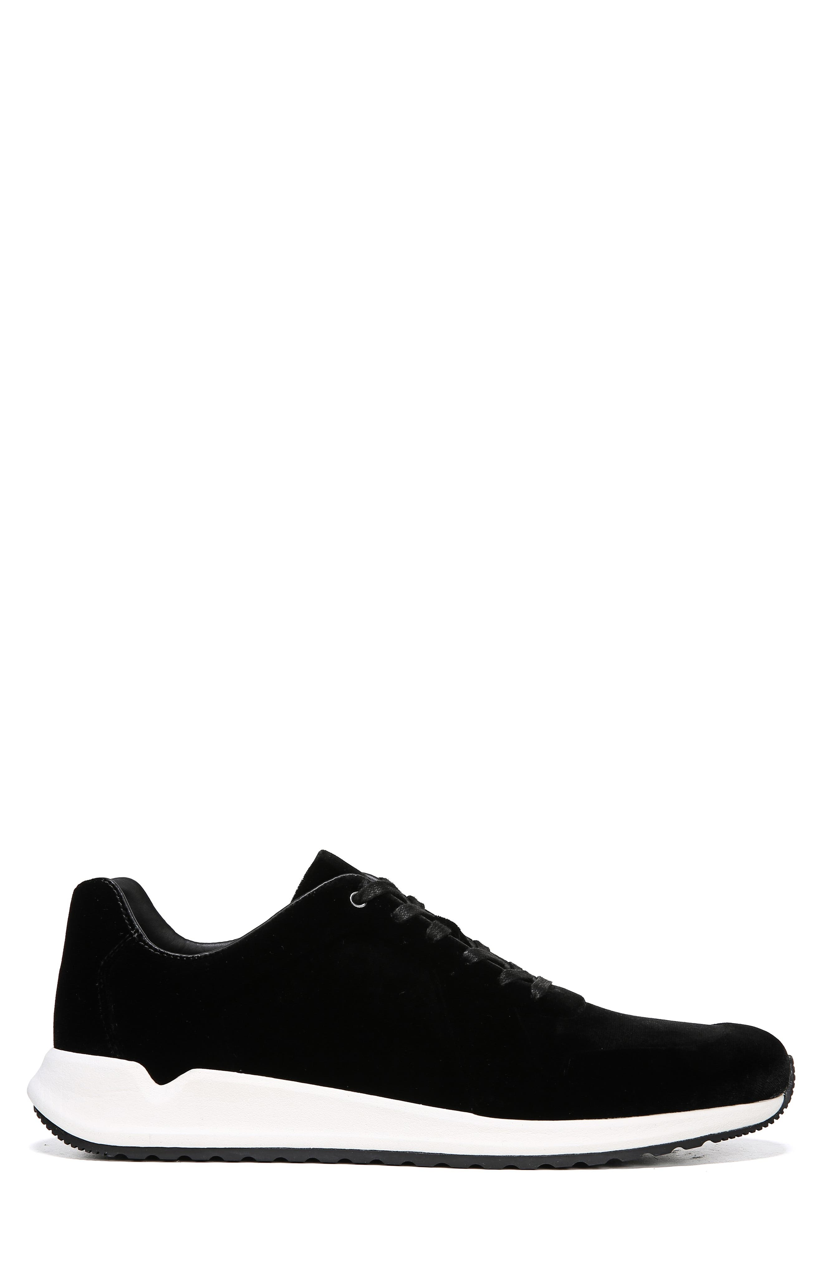 Garret Sneaker,                             Alternate thumbnail 3, color,                             BLACK