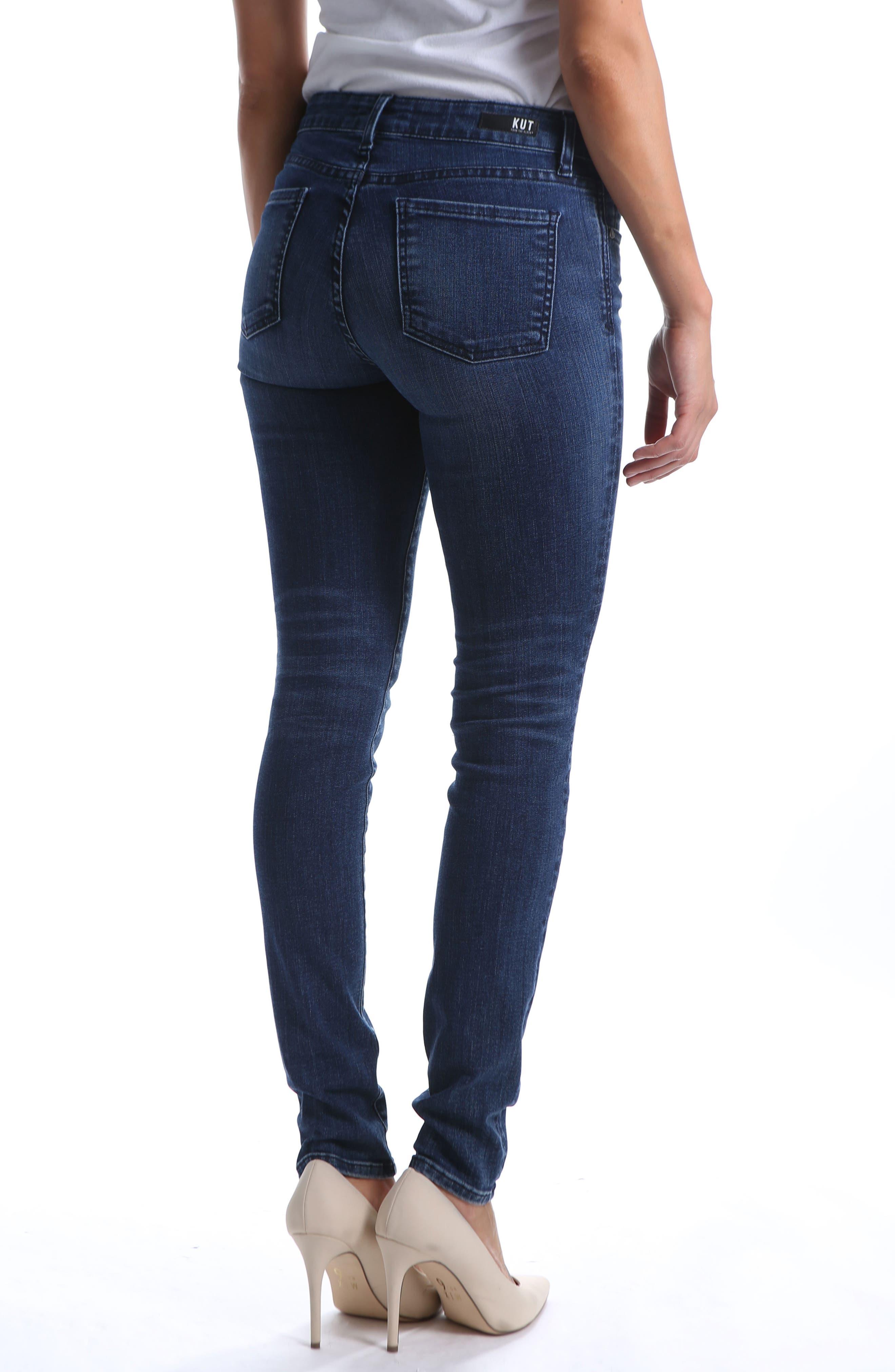 Diana Skinny Jeans,                             Alternate thumbnail 2, color,                             PREPAREDNESS