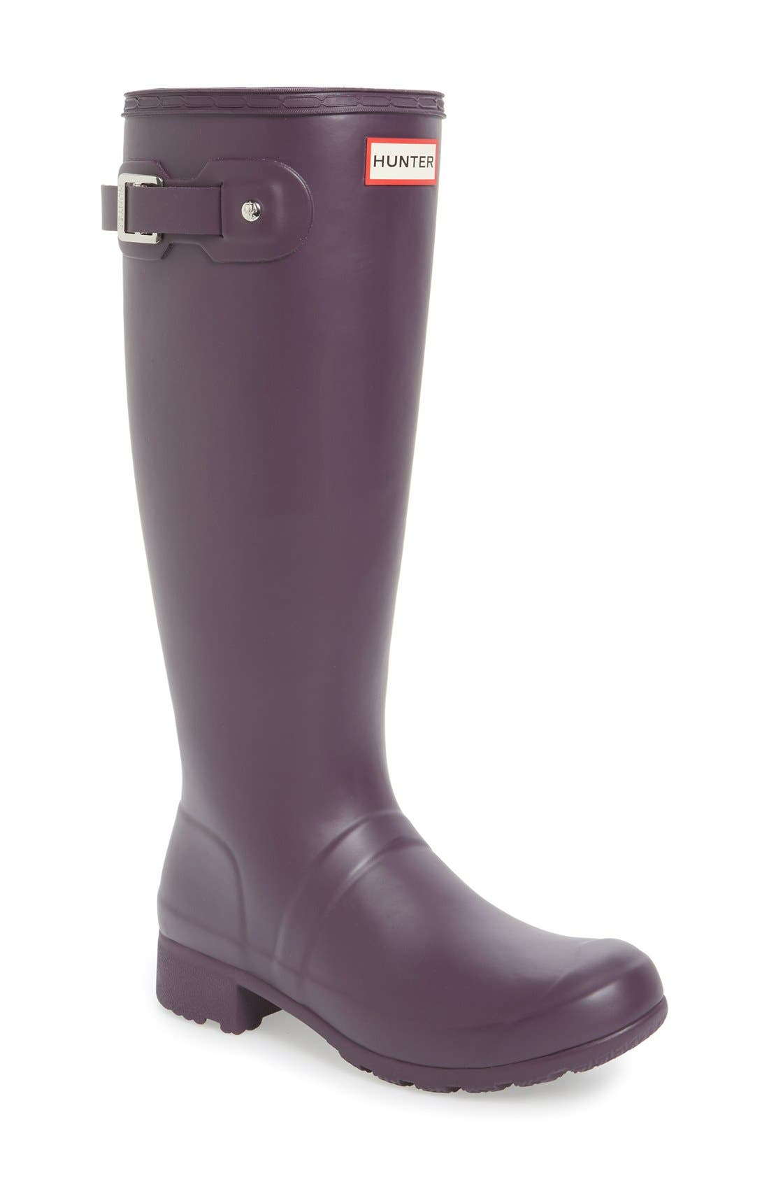 'Tour' Packable Rain Boot,                             Main thumbnail 20, color,