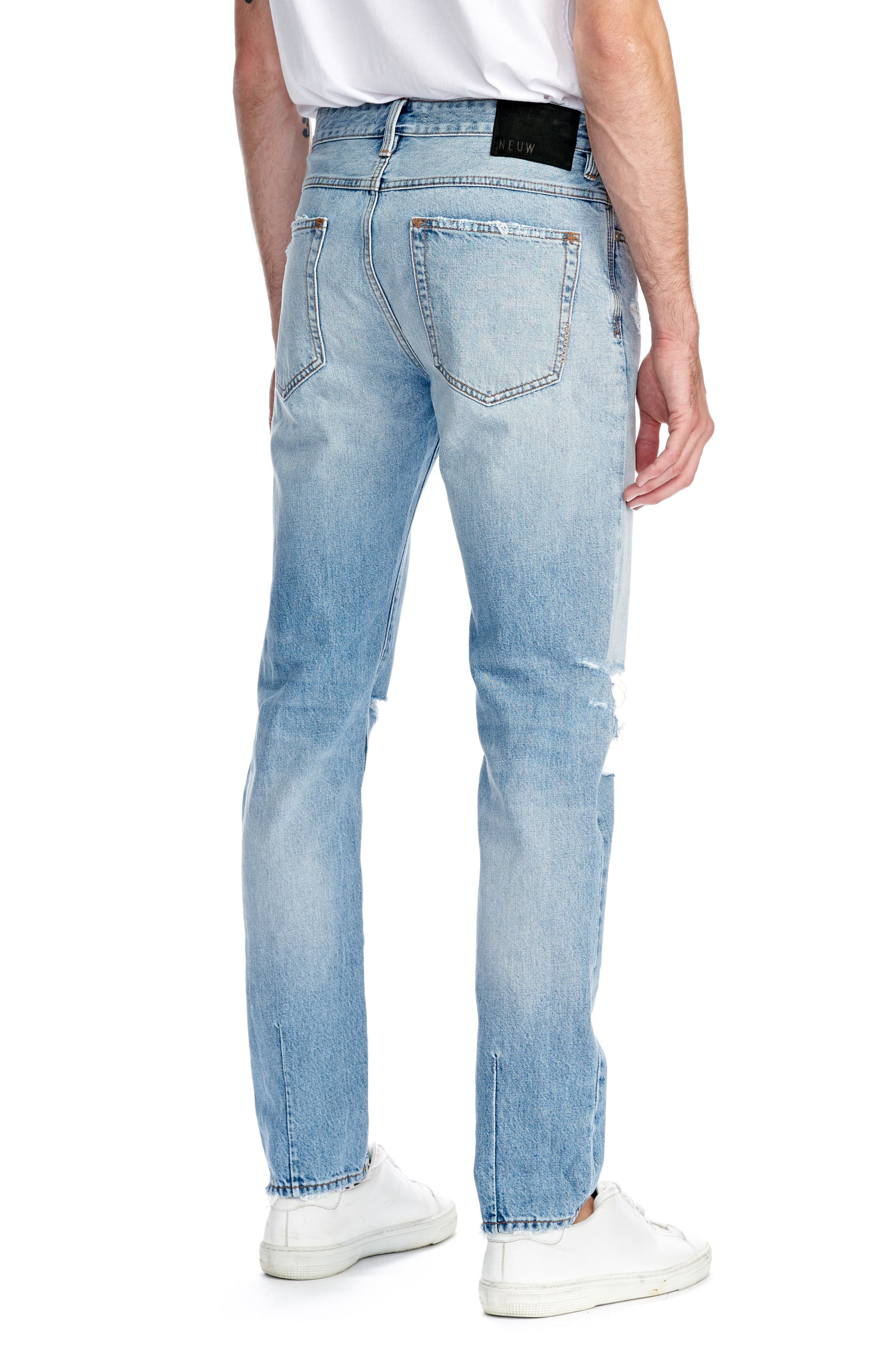 Lou Slim Fit Jeans,                             Alternate thumbnail 2, color,                             405