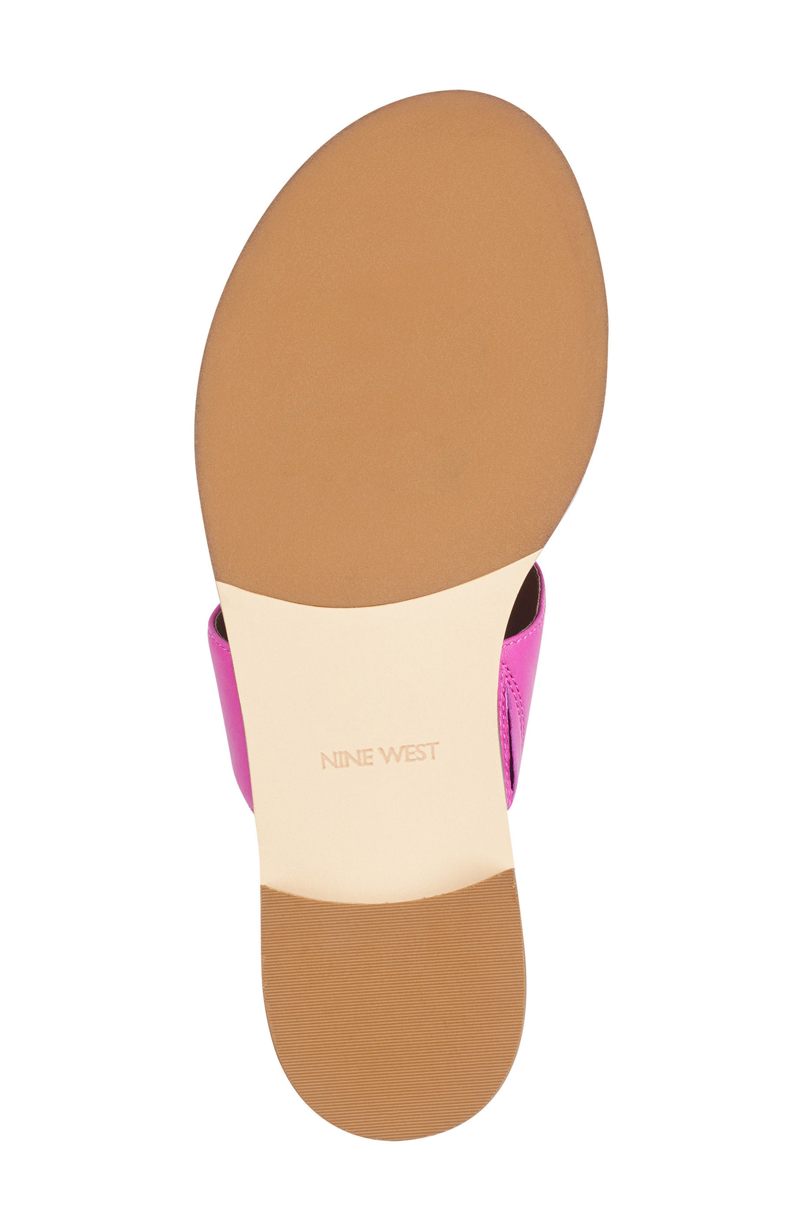 Roseriver Sandal,                             Alternate thumbnail 6, color,                             PINK LEATHER