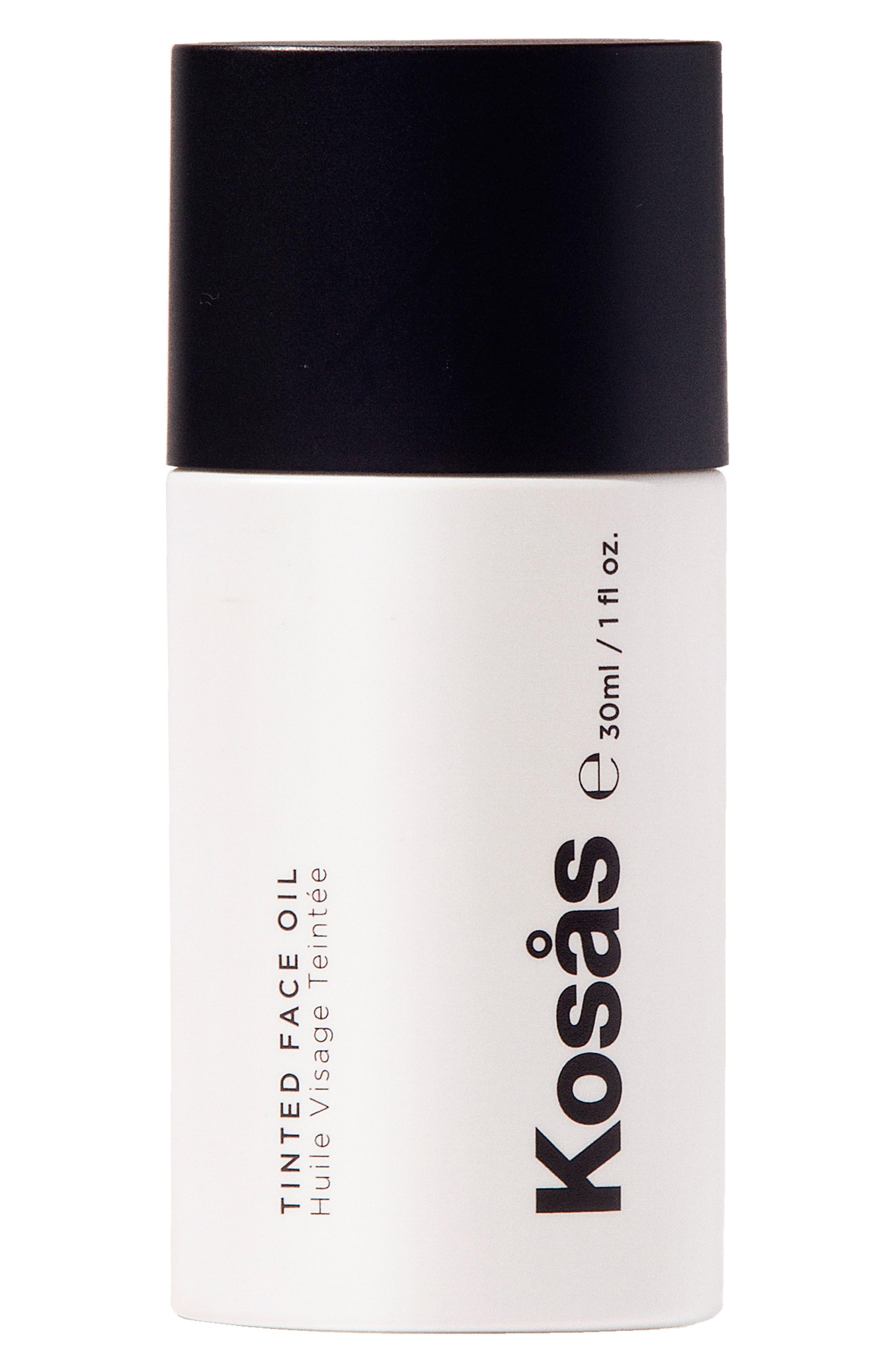 KOSAS,                             Tinted Face Oil,                             Main thumbnail 1, color,                             01